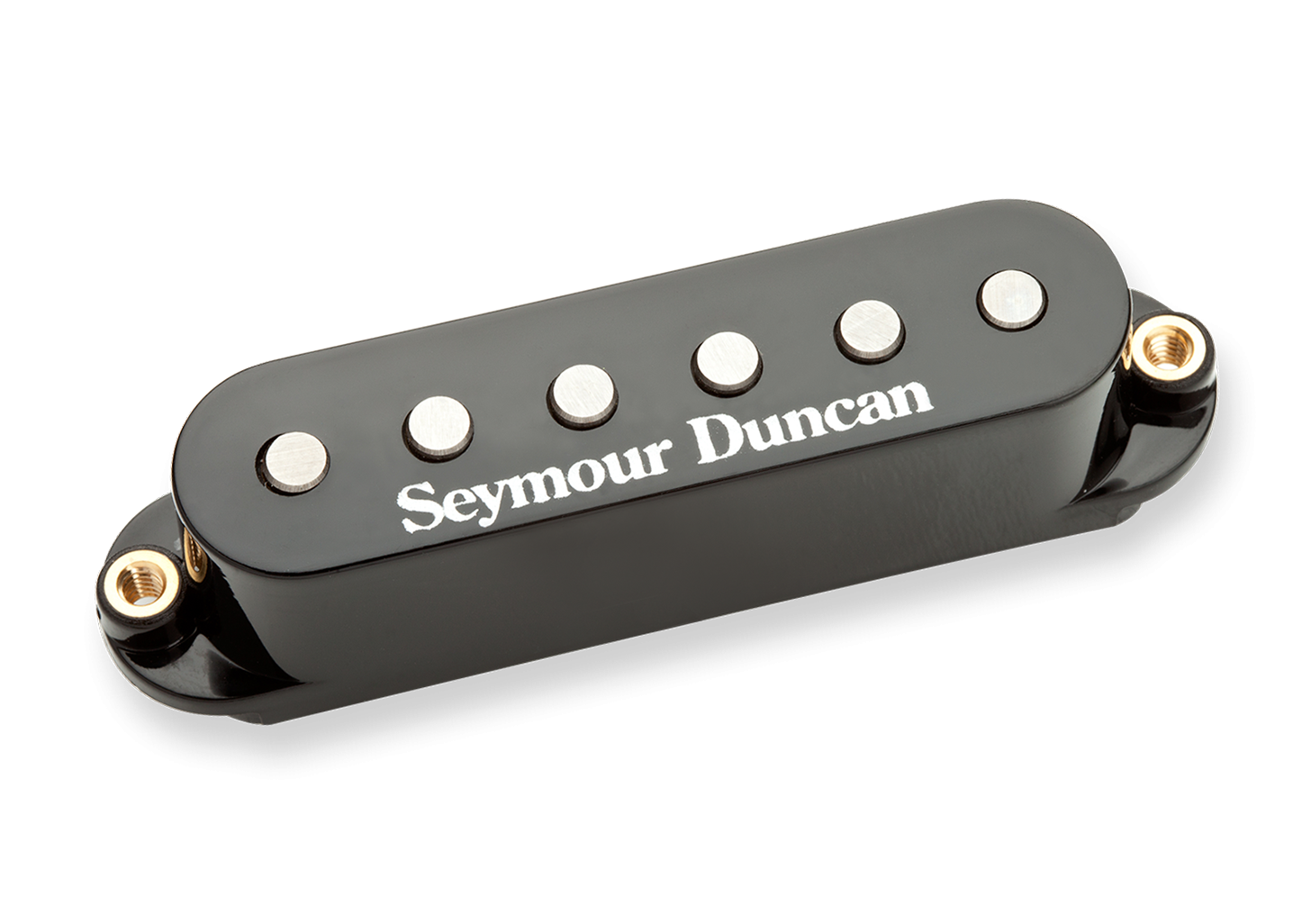 Seymour Duncan Classic Stack Plus Strat STK-S4M - Middle Black