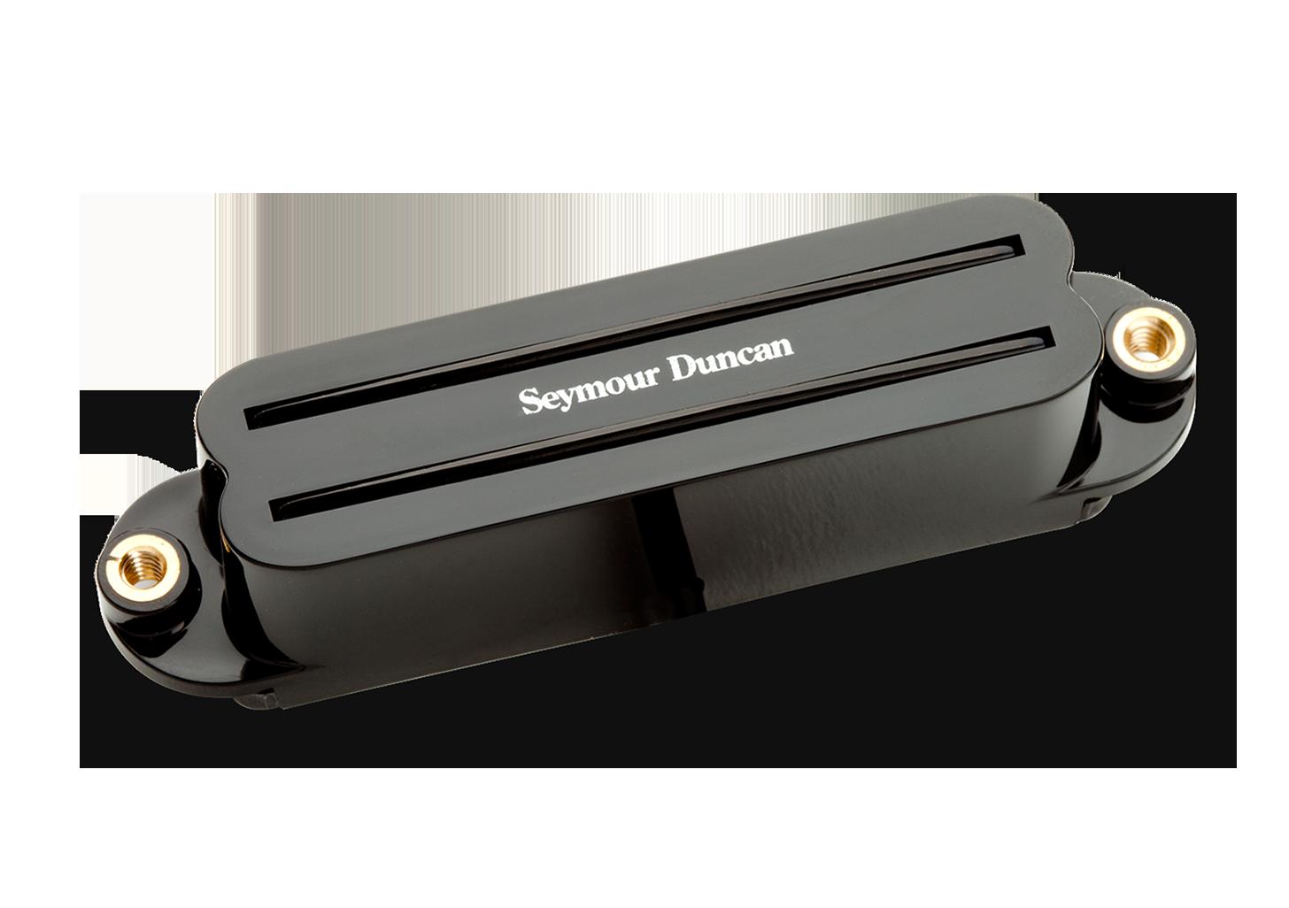 Seymour Duncan Cool Rails Strat SCR-1N Neck Black