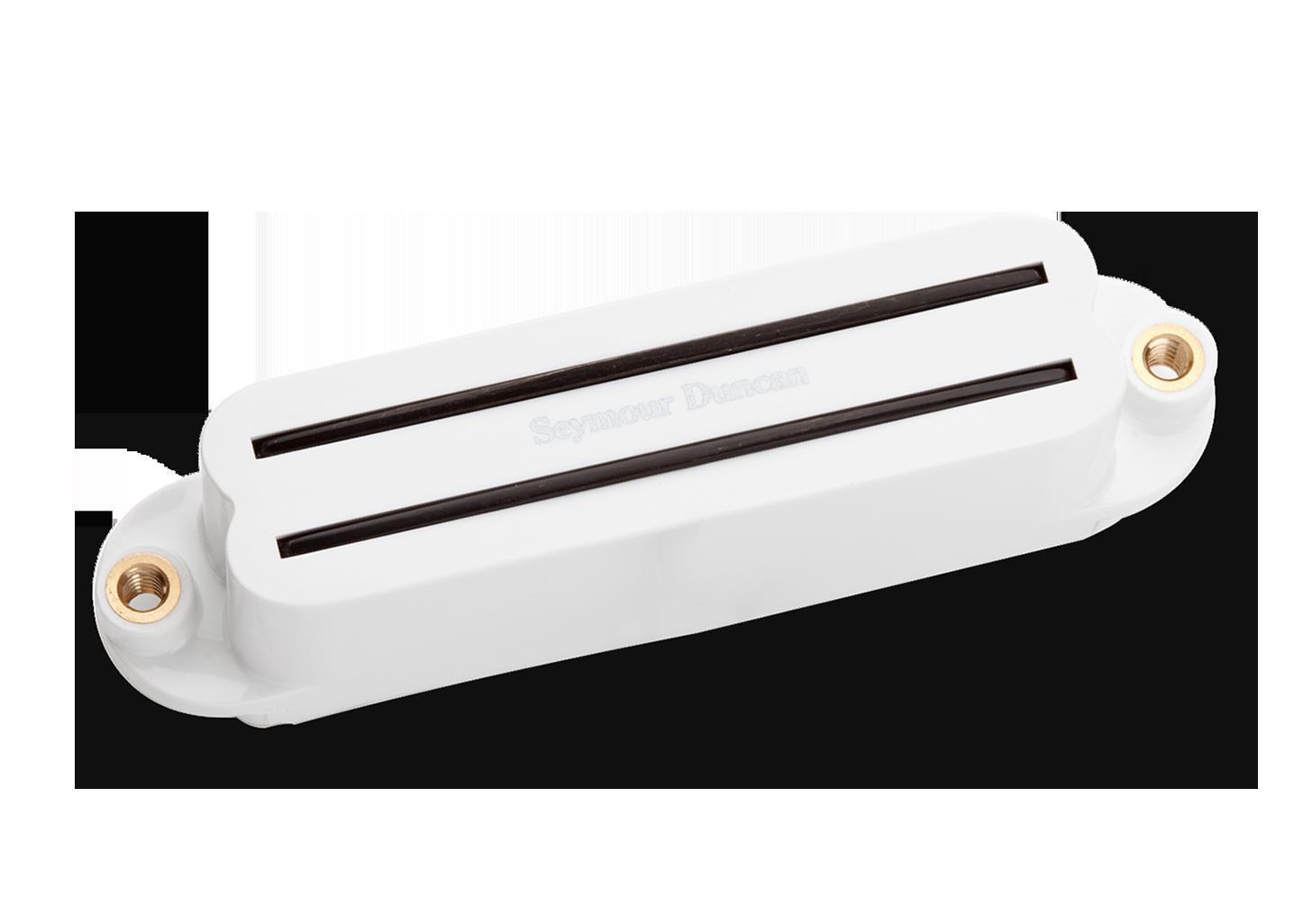 Seymour Duncan Cool Rails Strat SCR-1N Neck White