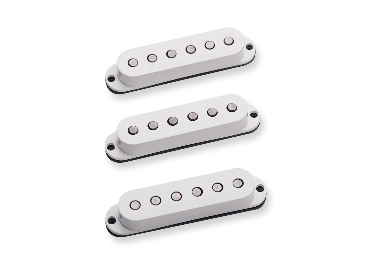 Seymour Duncan Custom Flat Strat SSL-6 Calibrated Set