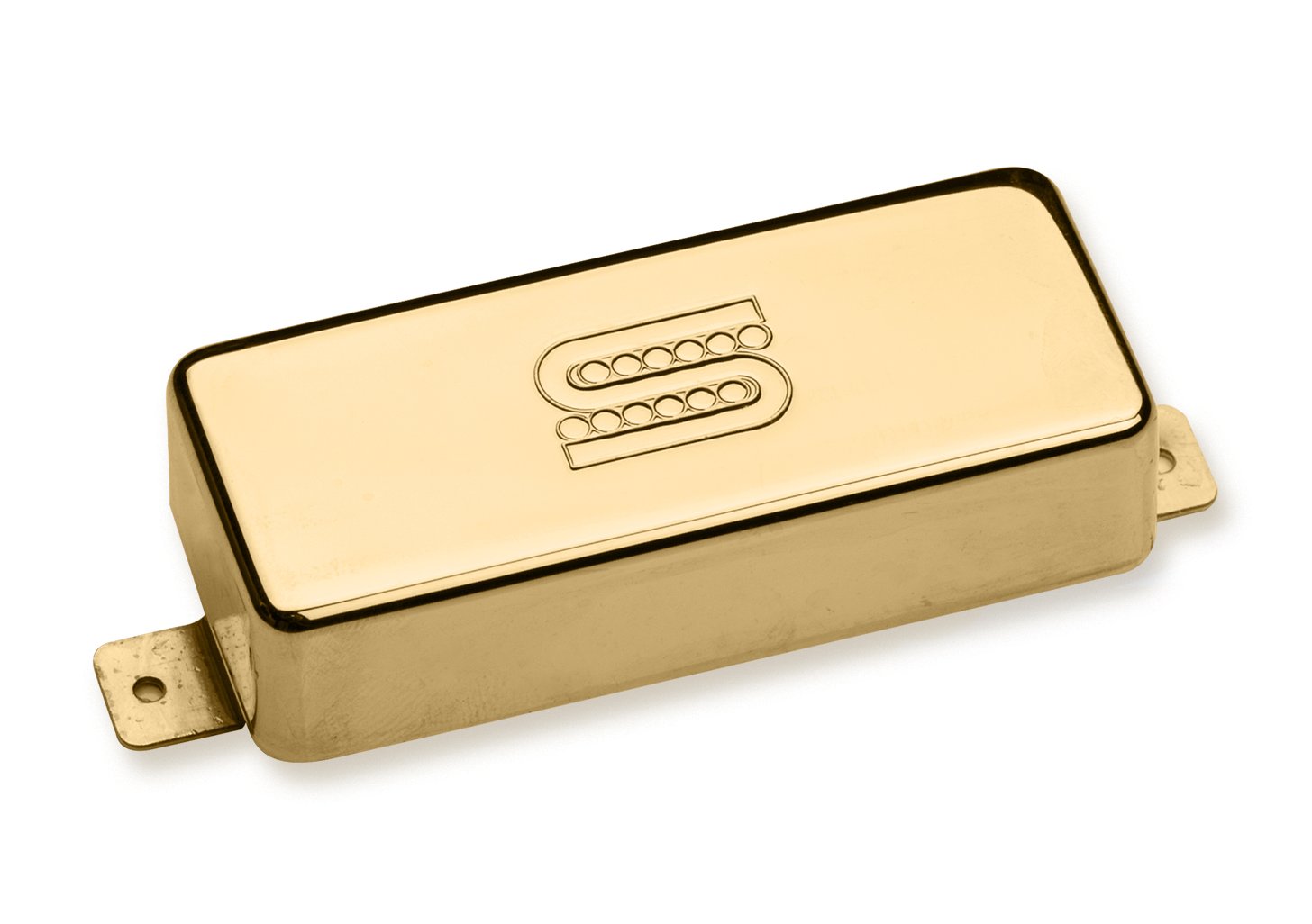 Seymour Duncan Seymourized Mini Humbucker SM-3B - Bridge Gold