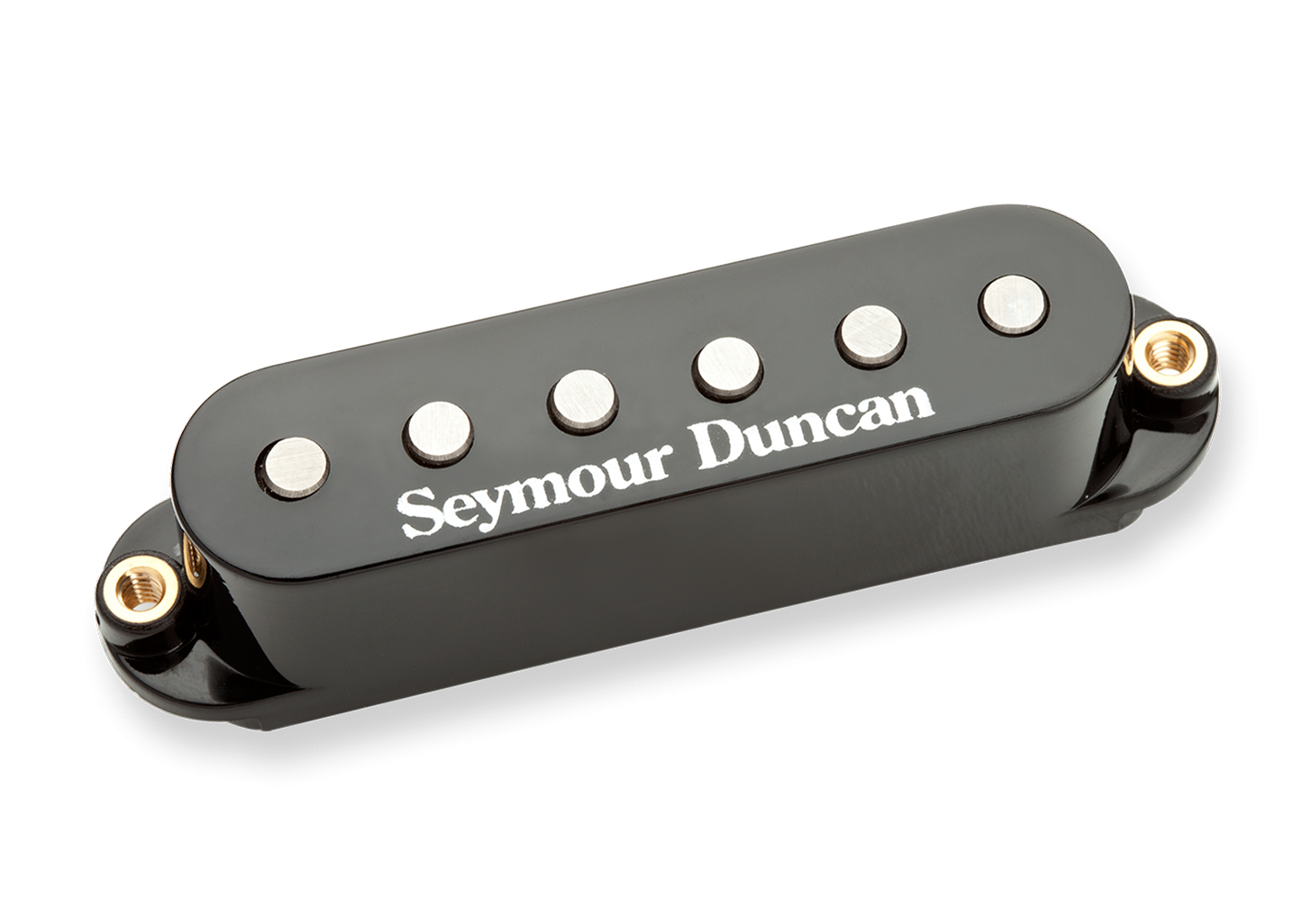 Seymour Duncan Custom Stack Plus Strat STK-S6 Black