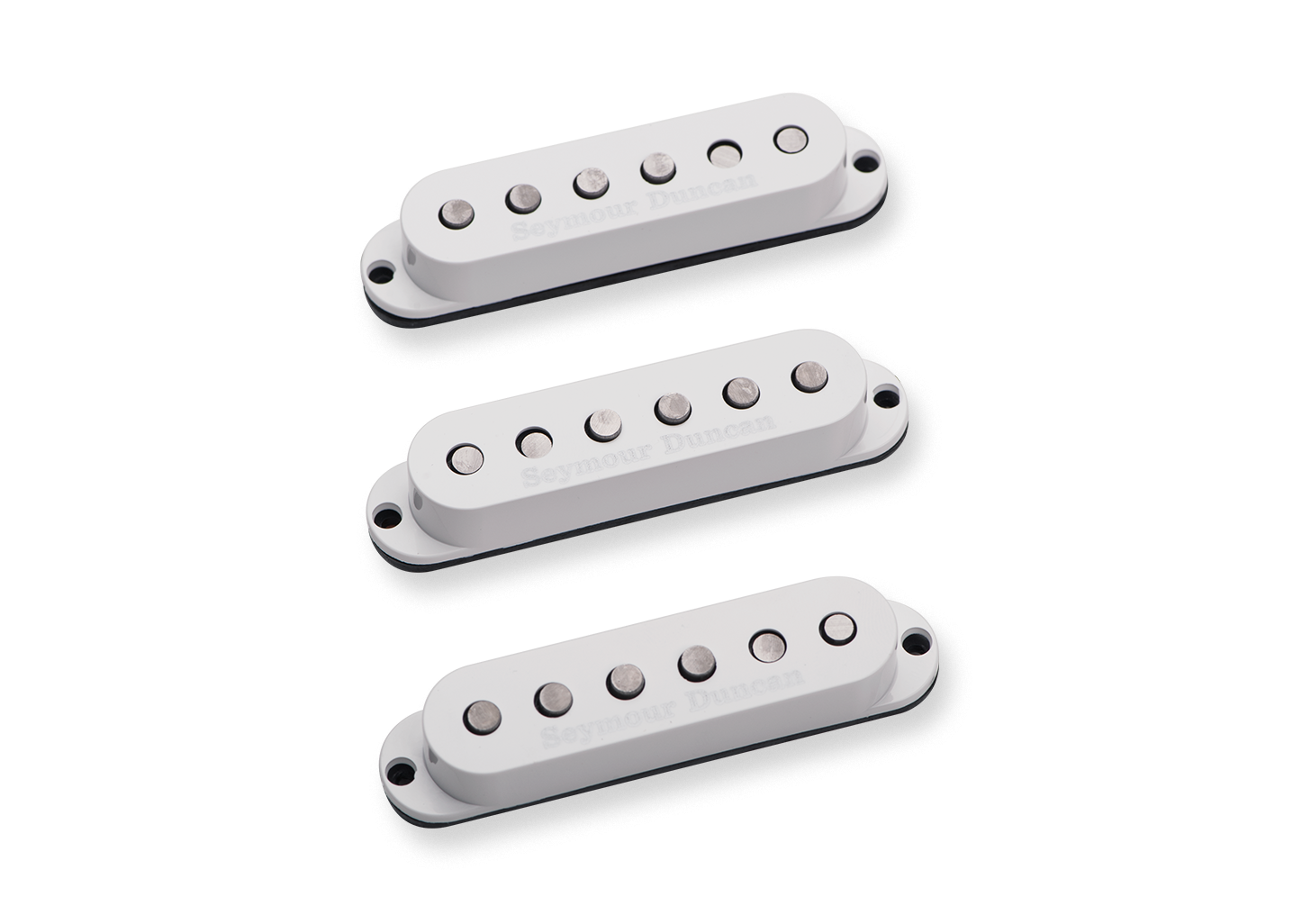 Seymour Duncan Custom Staggered Strat SSL-5 Calibrated Set of 3 - Left Hand