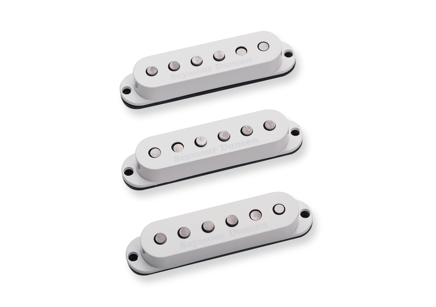 Seymour Duncan Custom Staggered Strat SSL-5 Calibrated Set of 3