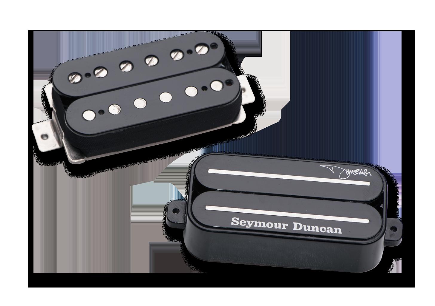 Seymour Duncan Dimebag SH-13 Set - Black