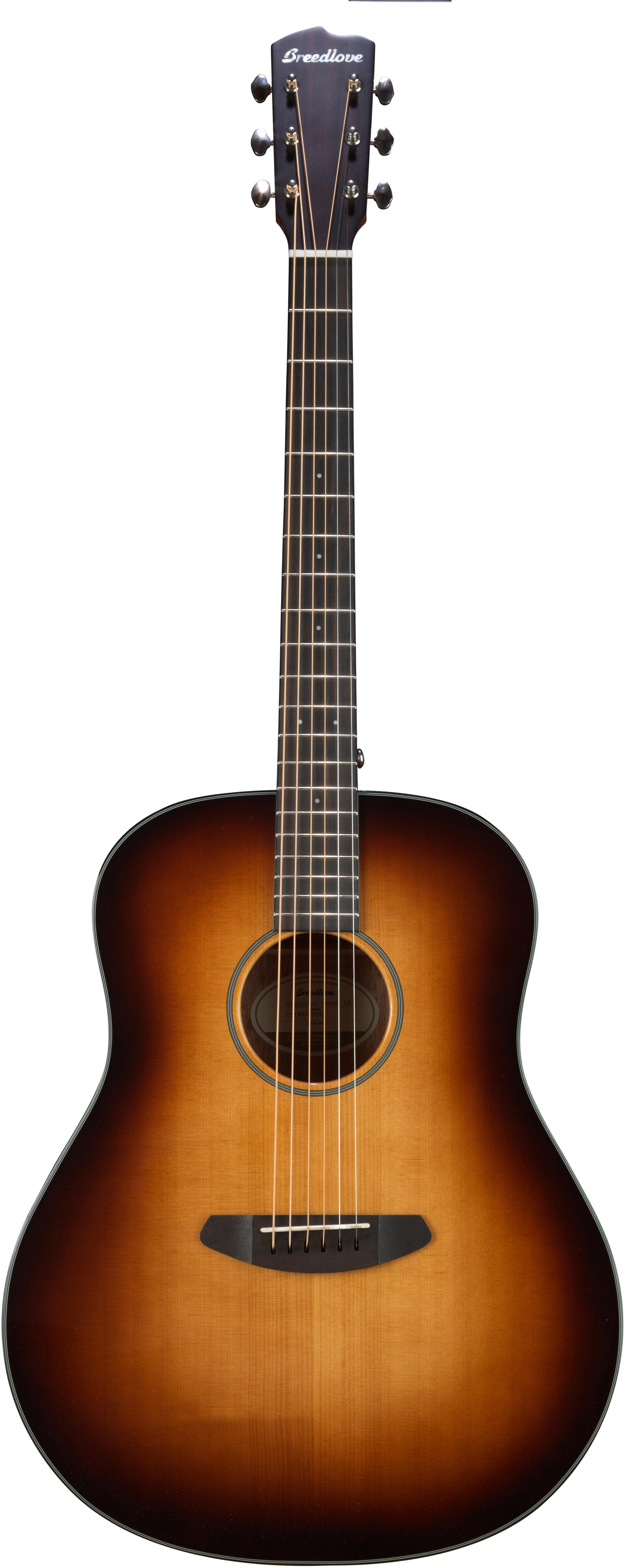 Breedlove Discovery Dreadnought Sunburst