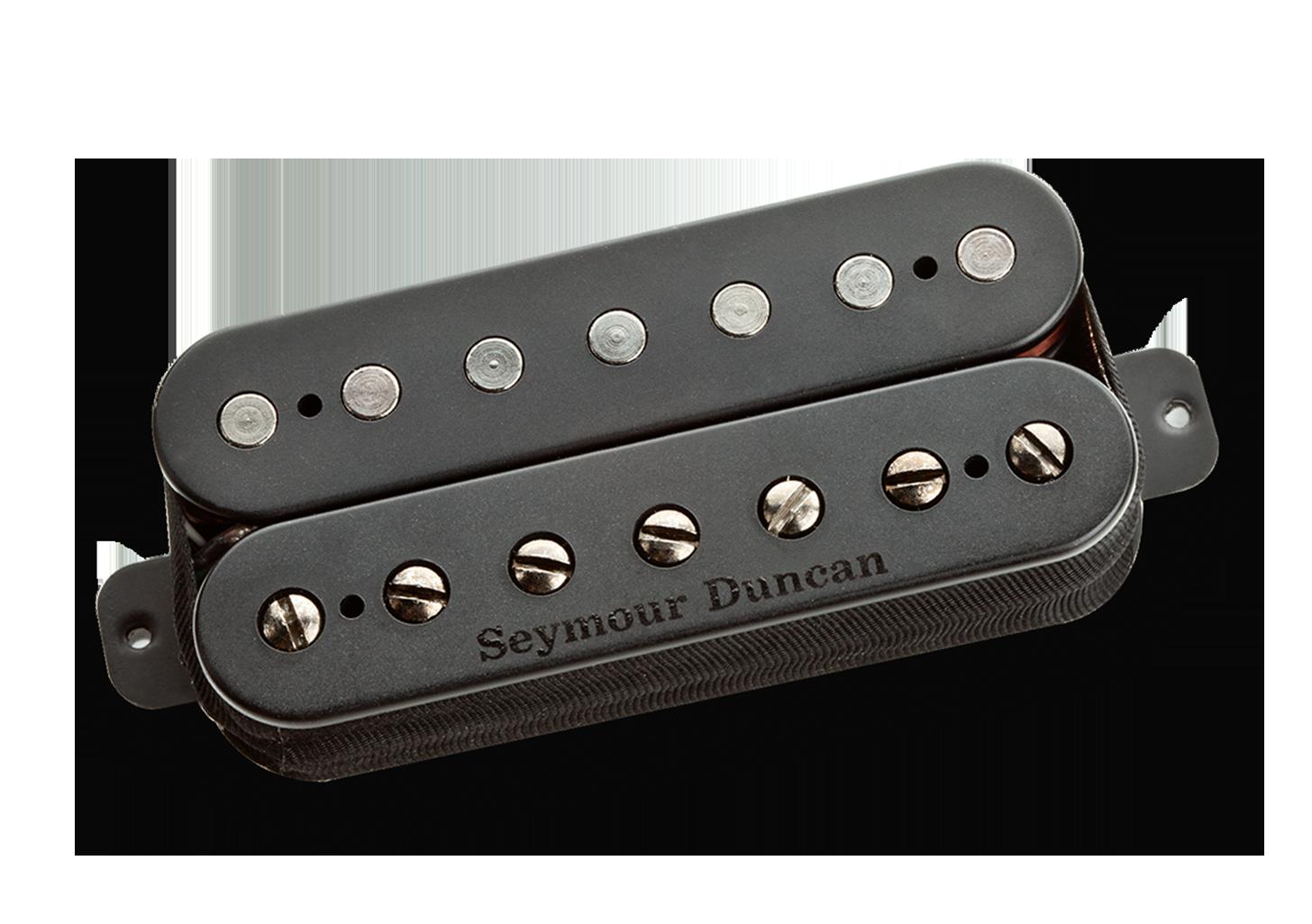 Seymour Duncan Duncan Distortion Humbucker - SH-6B Bridge 7 String Passive Mount Black