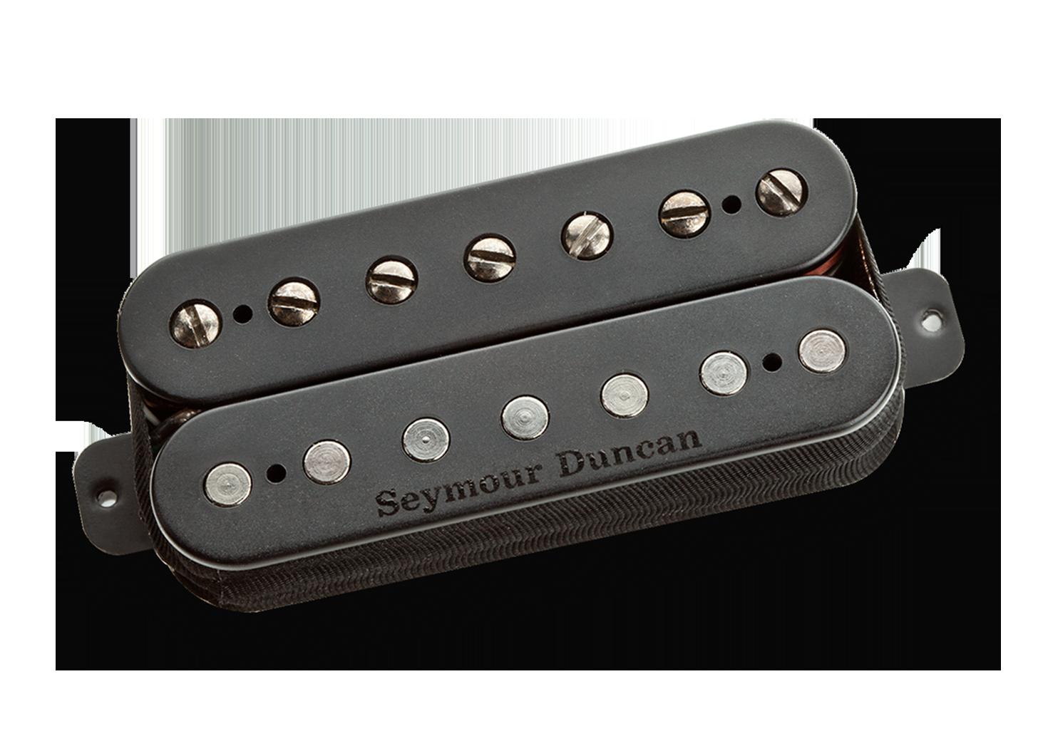 Seymour Duncan Duncan Distortion Humbucker - SH-6N Neck 7 String Passive Mount Black