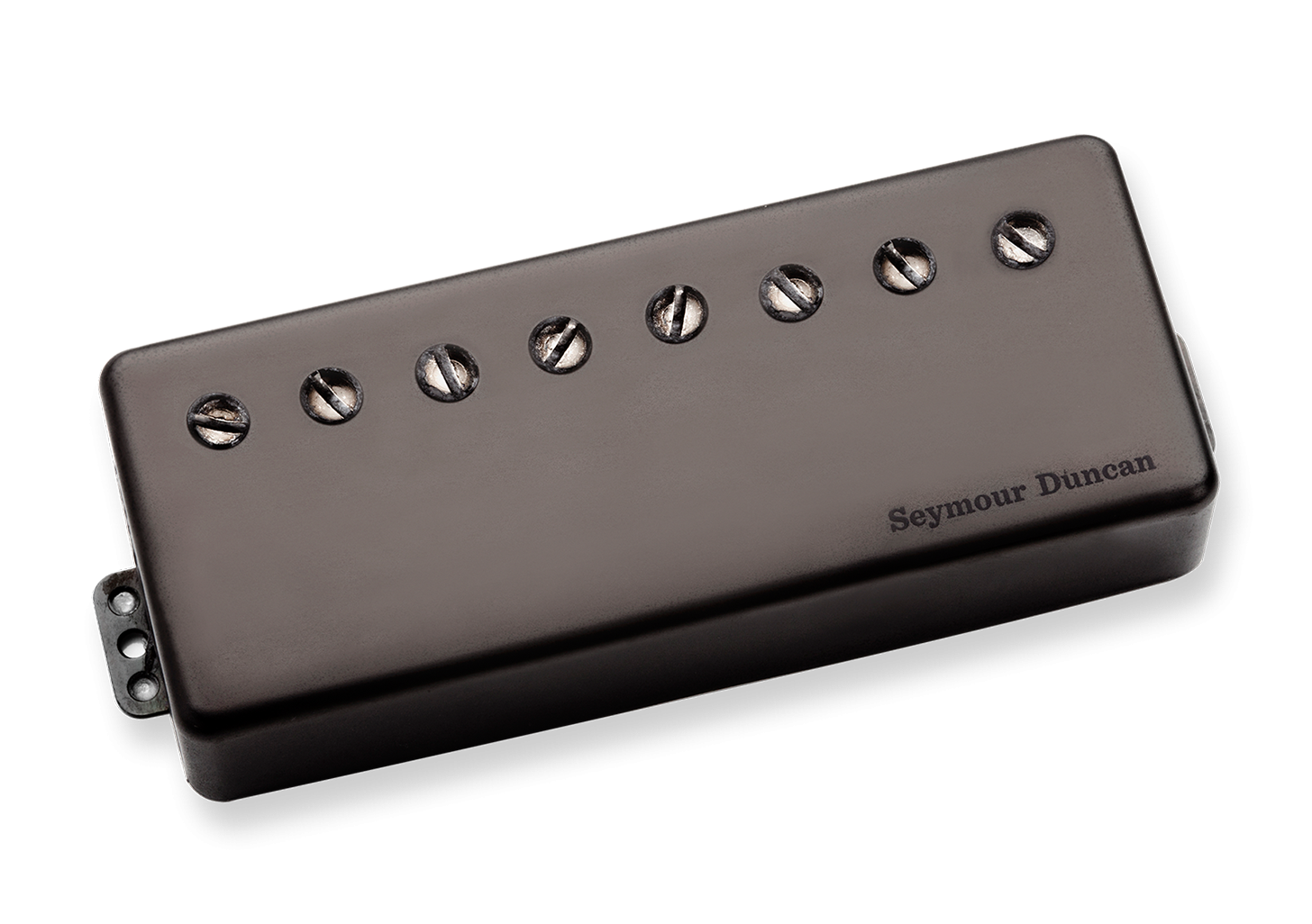 Seymour Duncan Duncan Distortion Humbucker - SH-6N Neck 8 String Passive Mount Black Metal