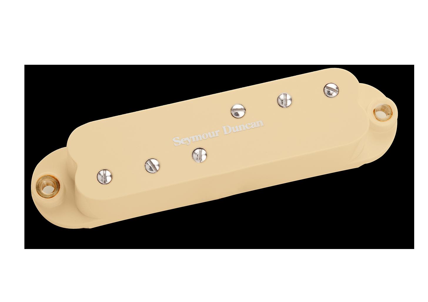 Seymour Duncan Duckbuckers Strat SDBR-1B - Bridge Cream