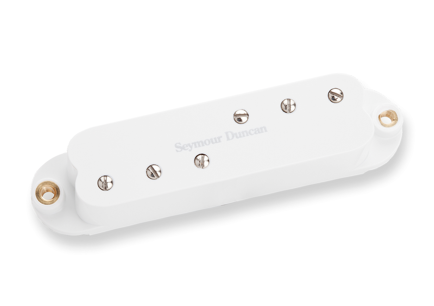 Seymour Duncan Duckbuckers Strat SDBR-1B - Bridge White