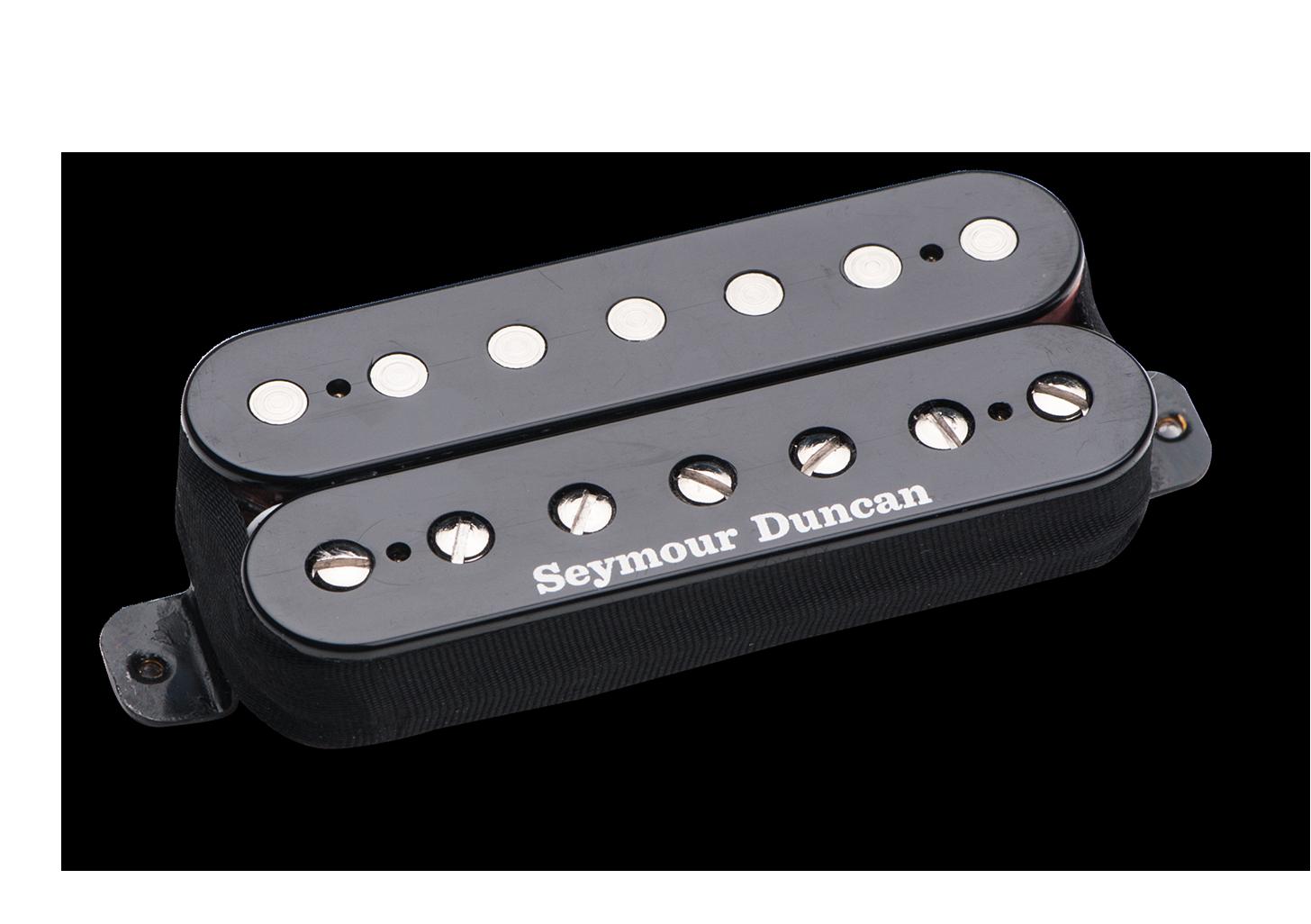 Seymour Duncan Duncan Custom Humbucker - SH-5 7-String Neck - Black
