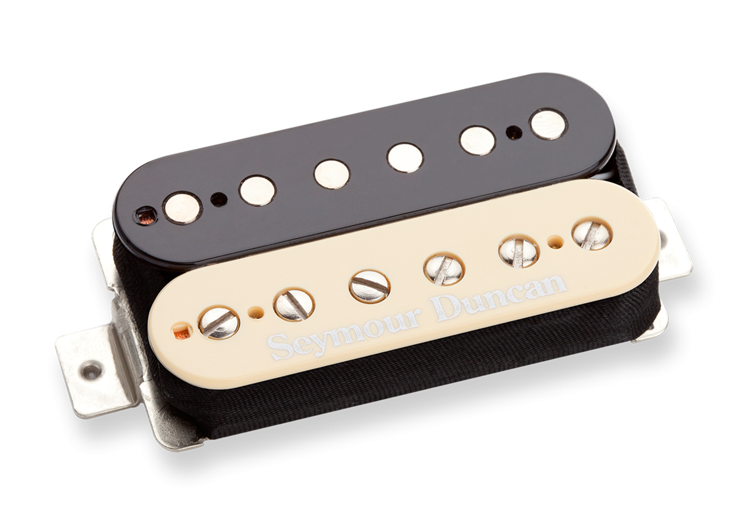 Seymour Duncan Duncan Distortion Humbucker - SH-6B Bridge Zebra