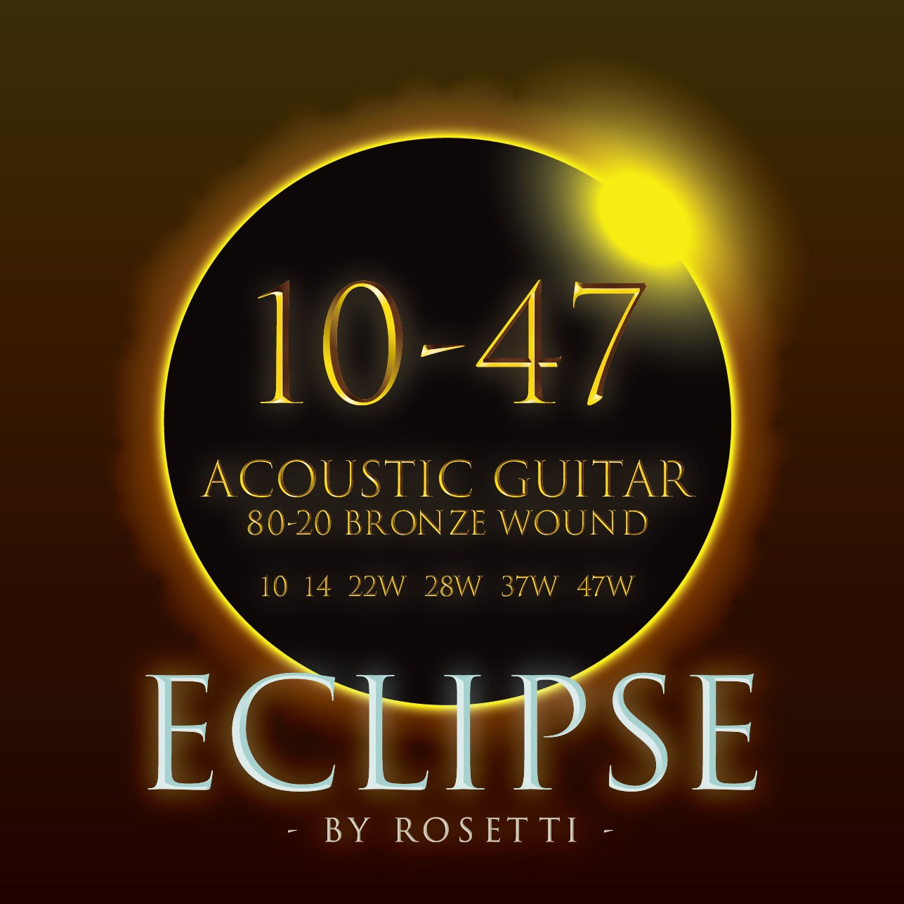 Eclipse Acoustic Guitar Strings