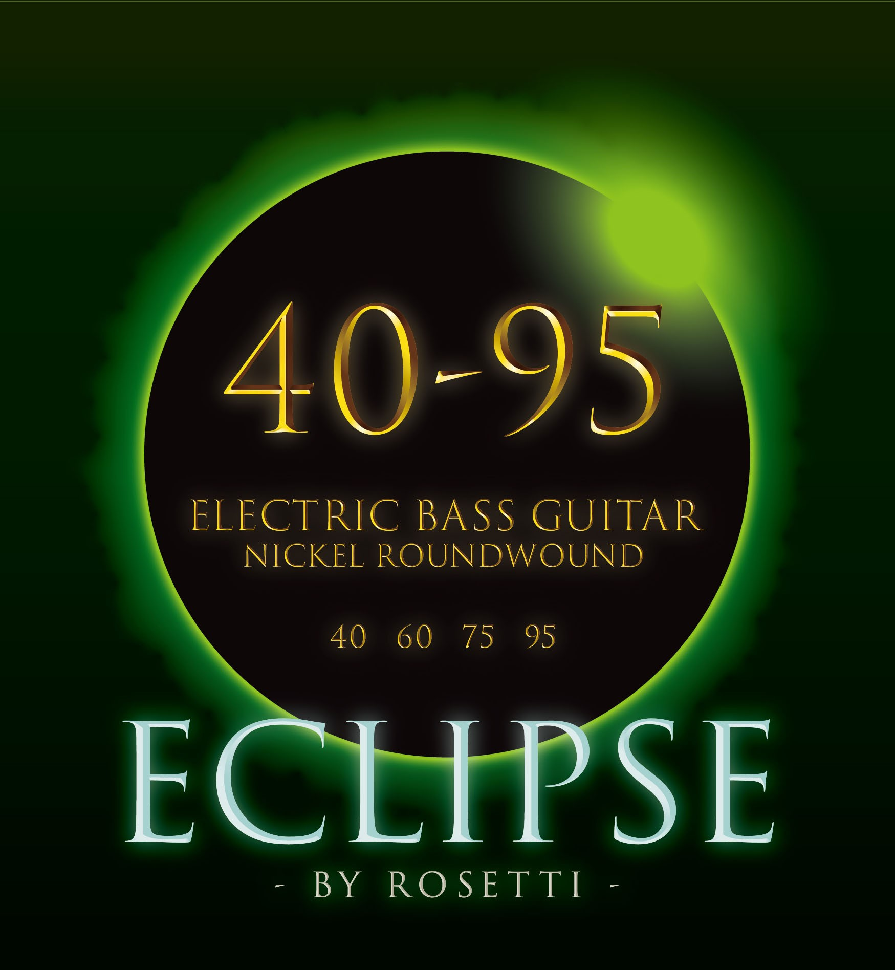 Eclipse Electric Bass Guitar Strings