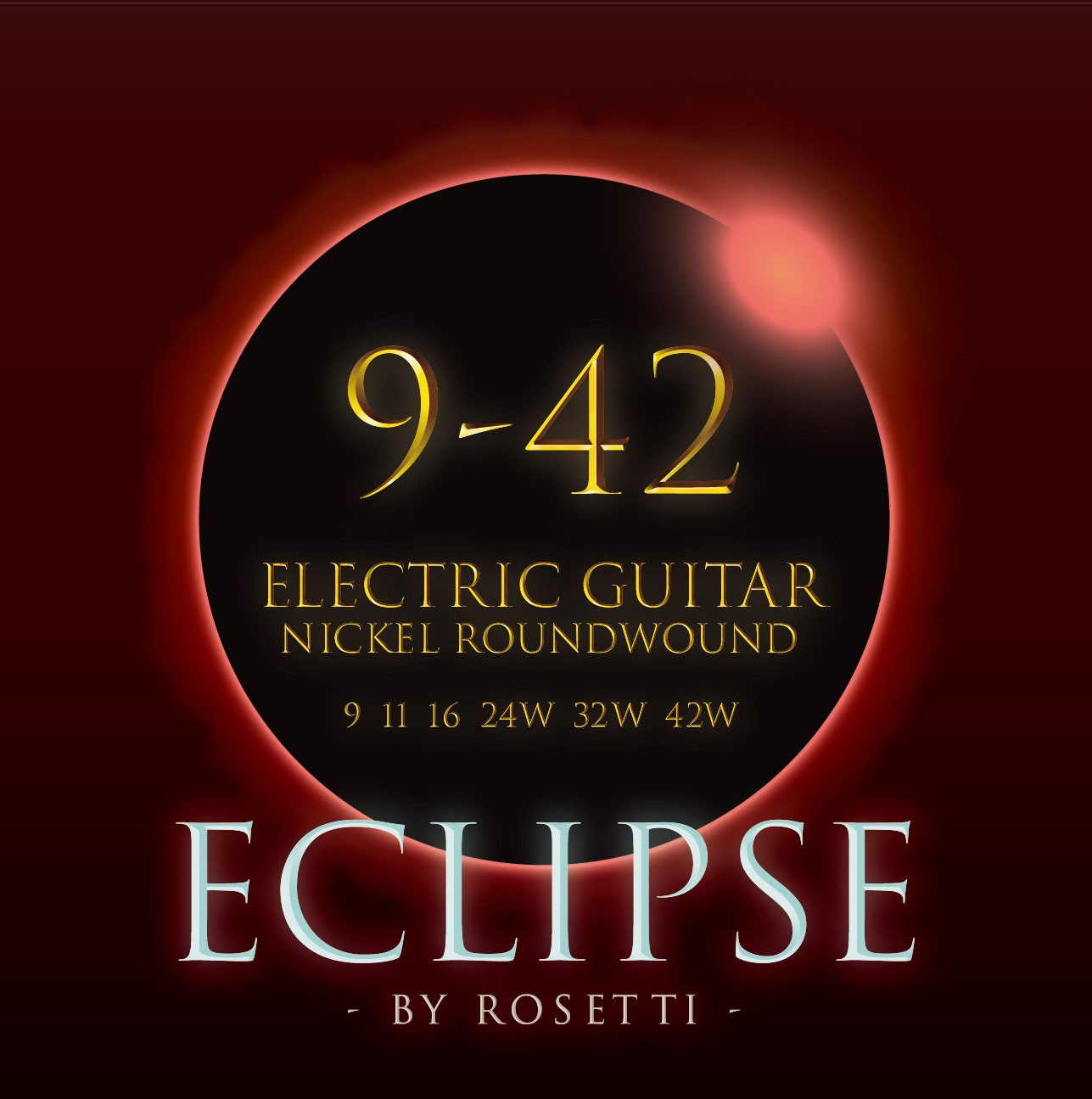 Eclipse Electric Guitar Strings