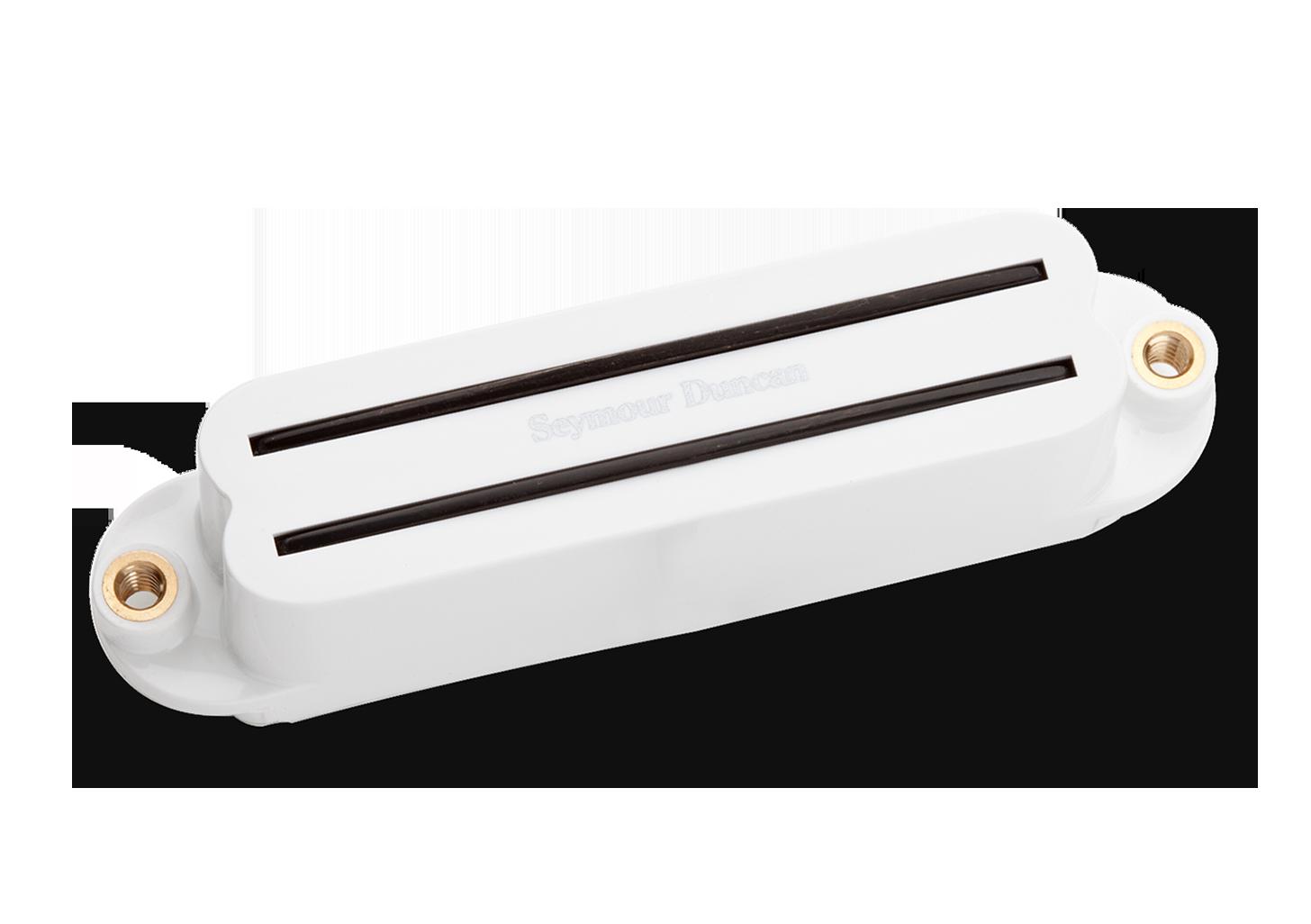Seymour Duncan Hot Rails Strat SHR-1N - Neck White
