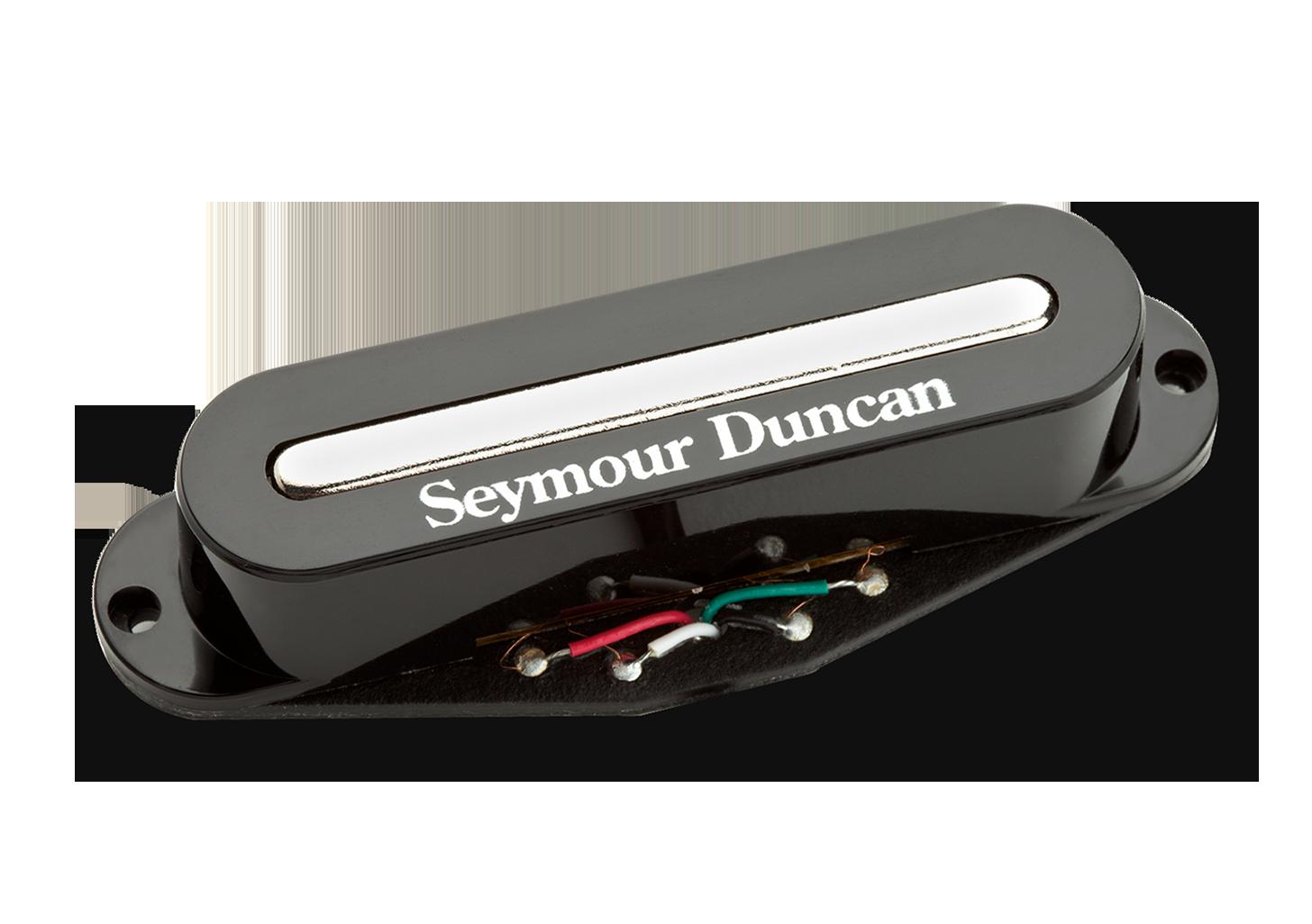 Seymour Duncan Hot Stack Strat STK-S2N Neck - Black