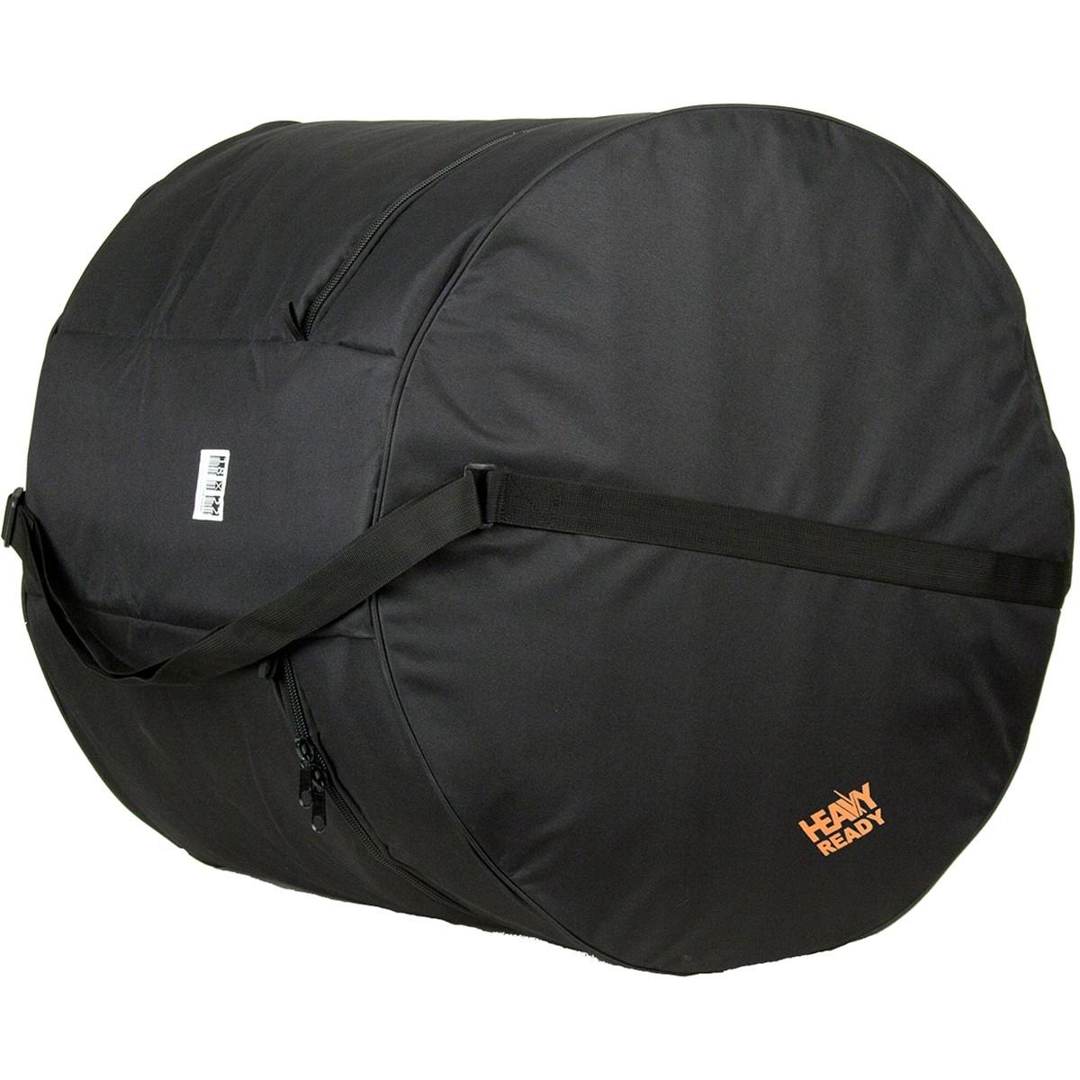 Protec Heavy Ready Series Padded Kick Drum Bag 18″ x 22″ (HR1822)