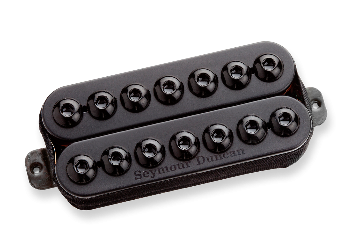 Seymour Duncan Invader Humbucker - SH-8B 7 String Bridge Passive Mount Black