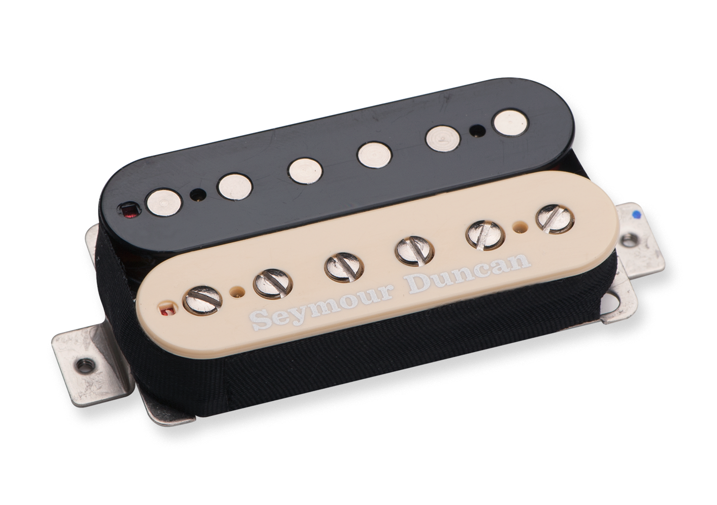 Seymour Duncan Jason Becker Perpetual Burn Humbucker - Trembucker Zebra