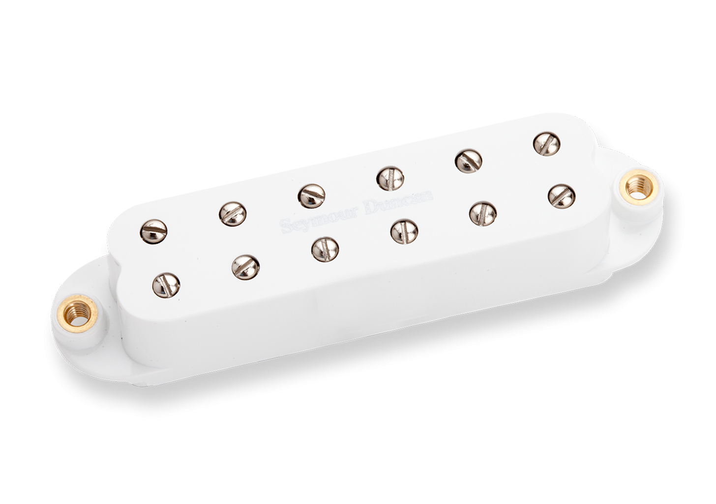 Seymour Duncan JB Jr. Strat SJBJ-1B Bridge White