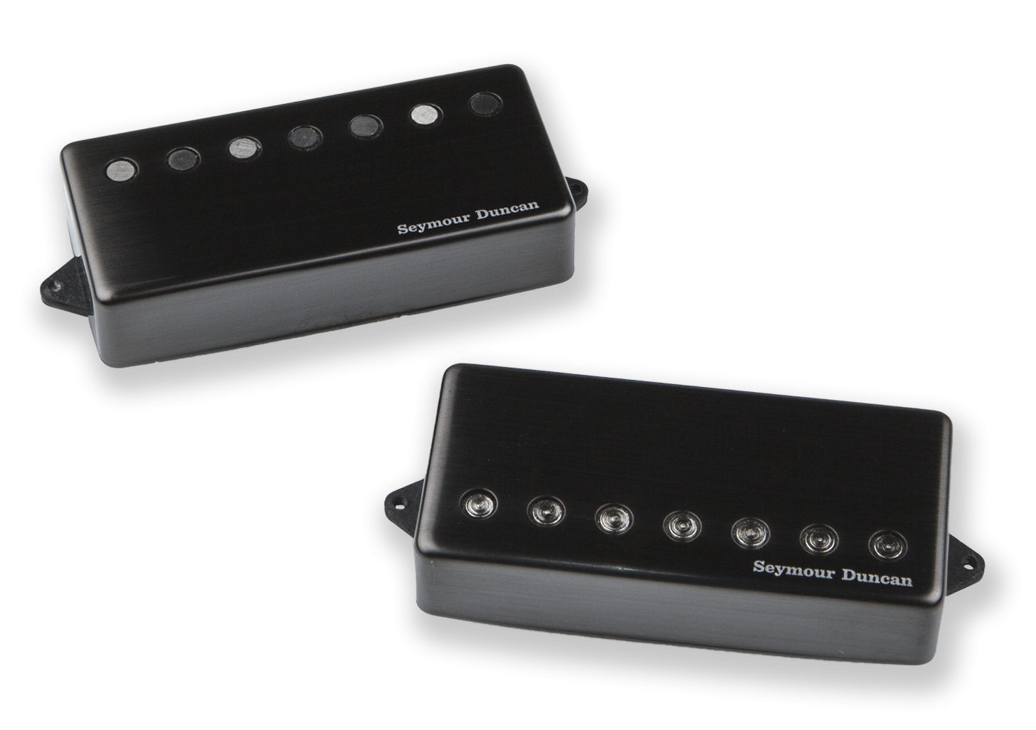 Seymour Duncan Jeff Loomis Blackouts - 7 String Passive Mount Set