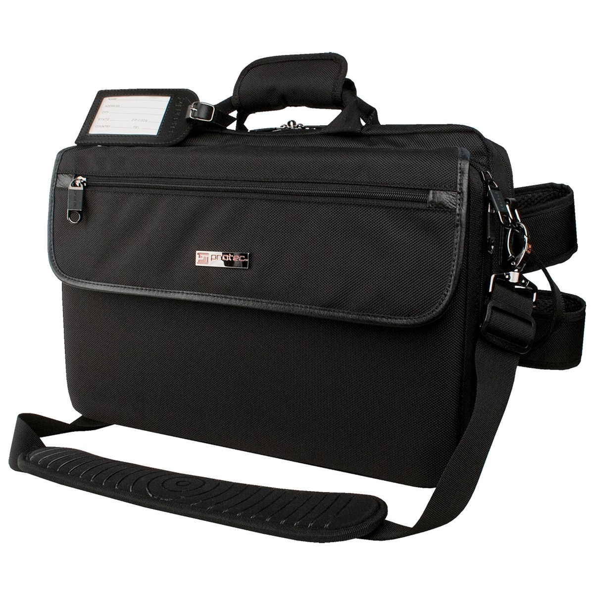 Protec Flute/Piccolo PRO PAC Case - LUX Version with Sheet Music Messenger (LX308PICC)