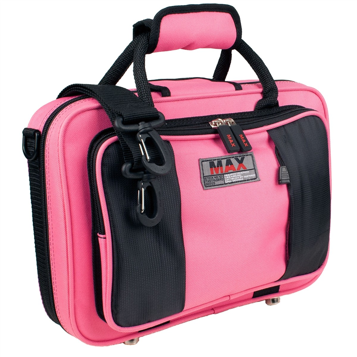 Protec Bb Clarinet MAX Case (Fuchsia/Pink MX307FX)