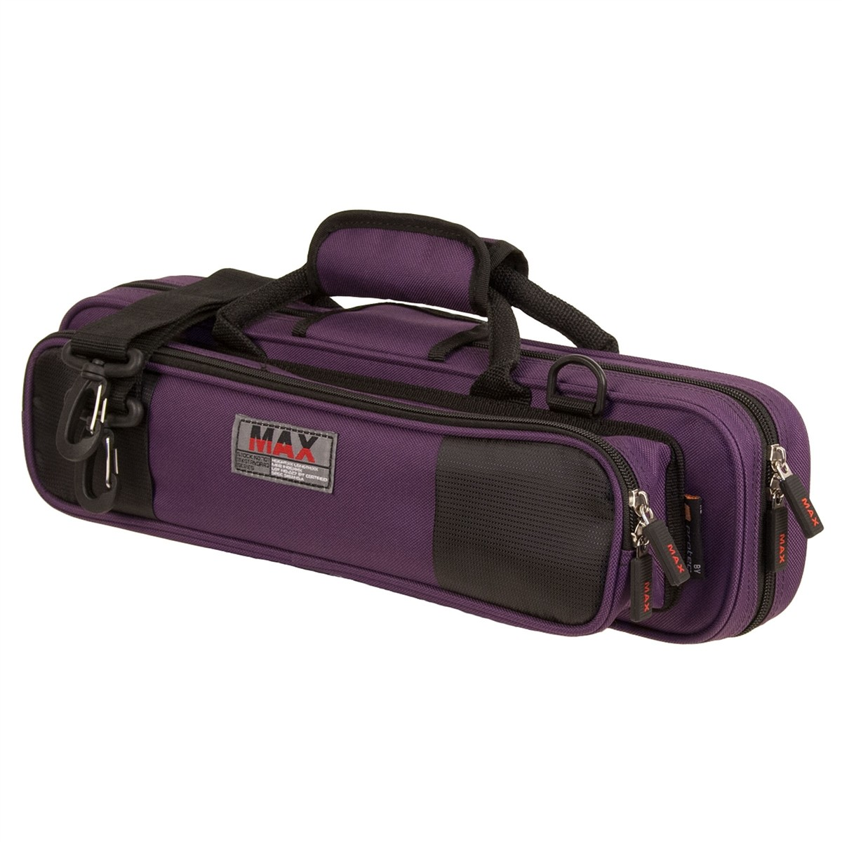 Protec Flute MAX Case (Purple MX308PR)