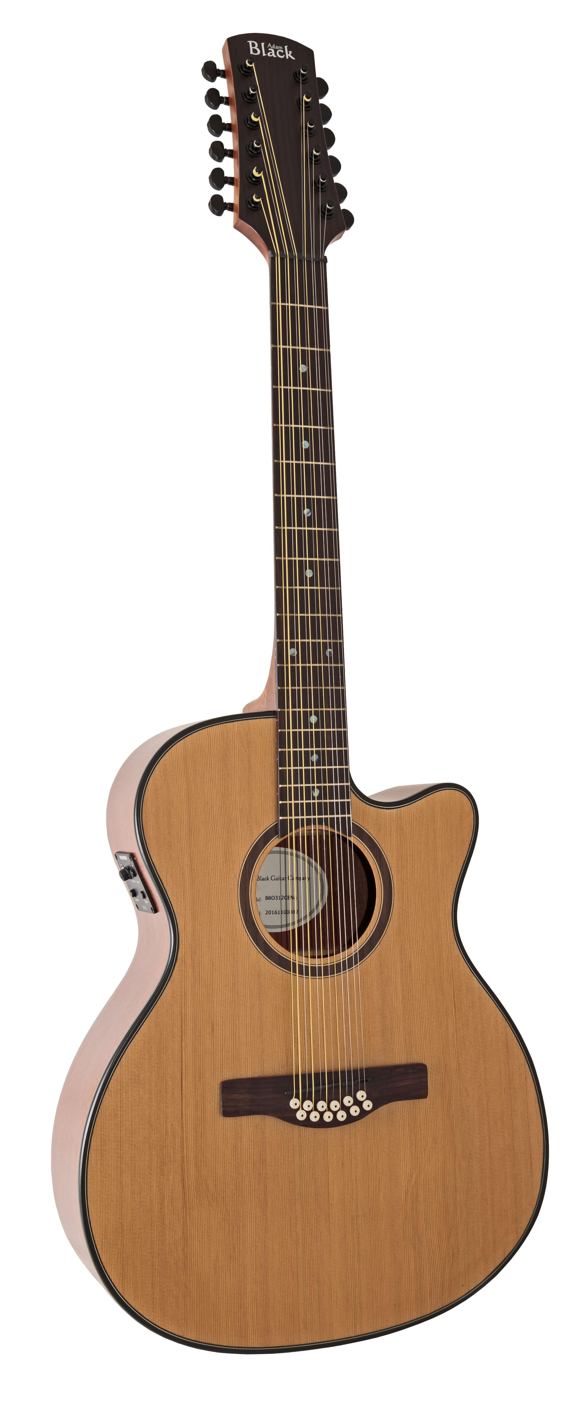 Adam Black O-3/12 CE 12-String