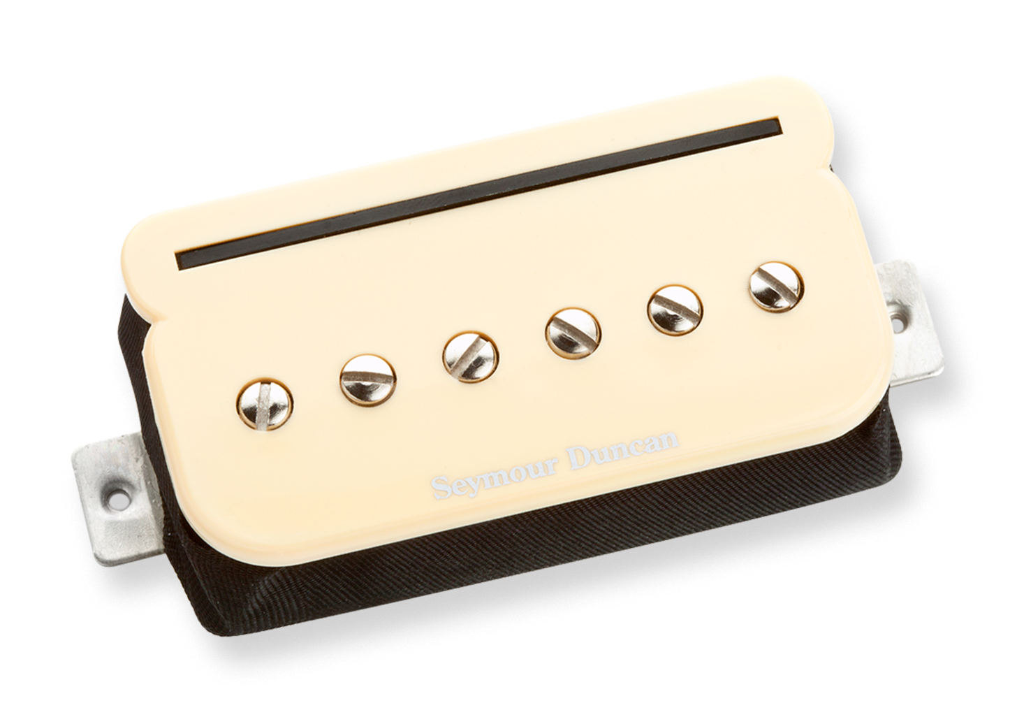 Seymour Duncan P-Rails Hot Humbucker - SHPR-2B Bridge Cream