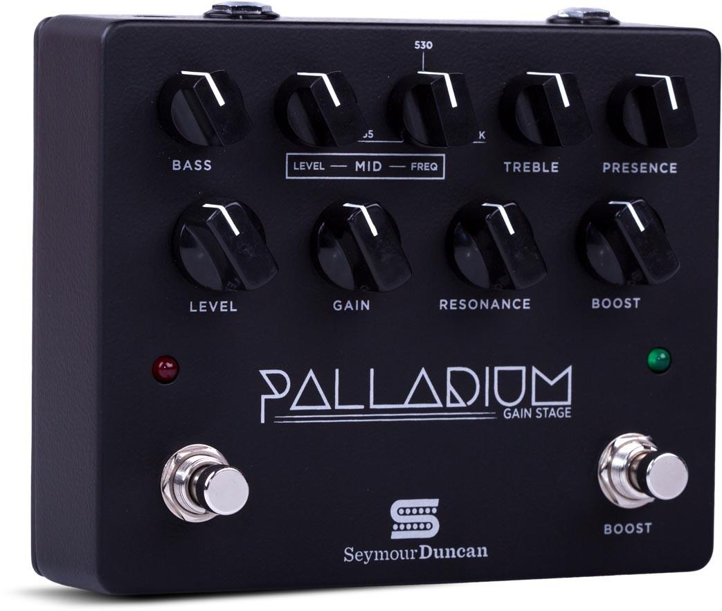 Seymour Duncan Palladium Gain Stage Pedal - Black