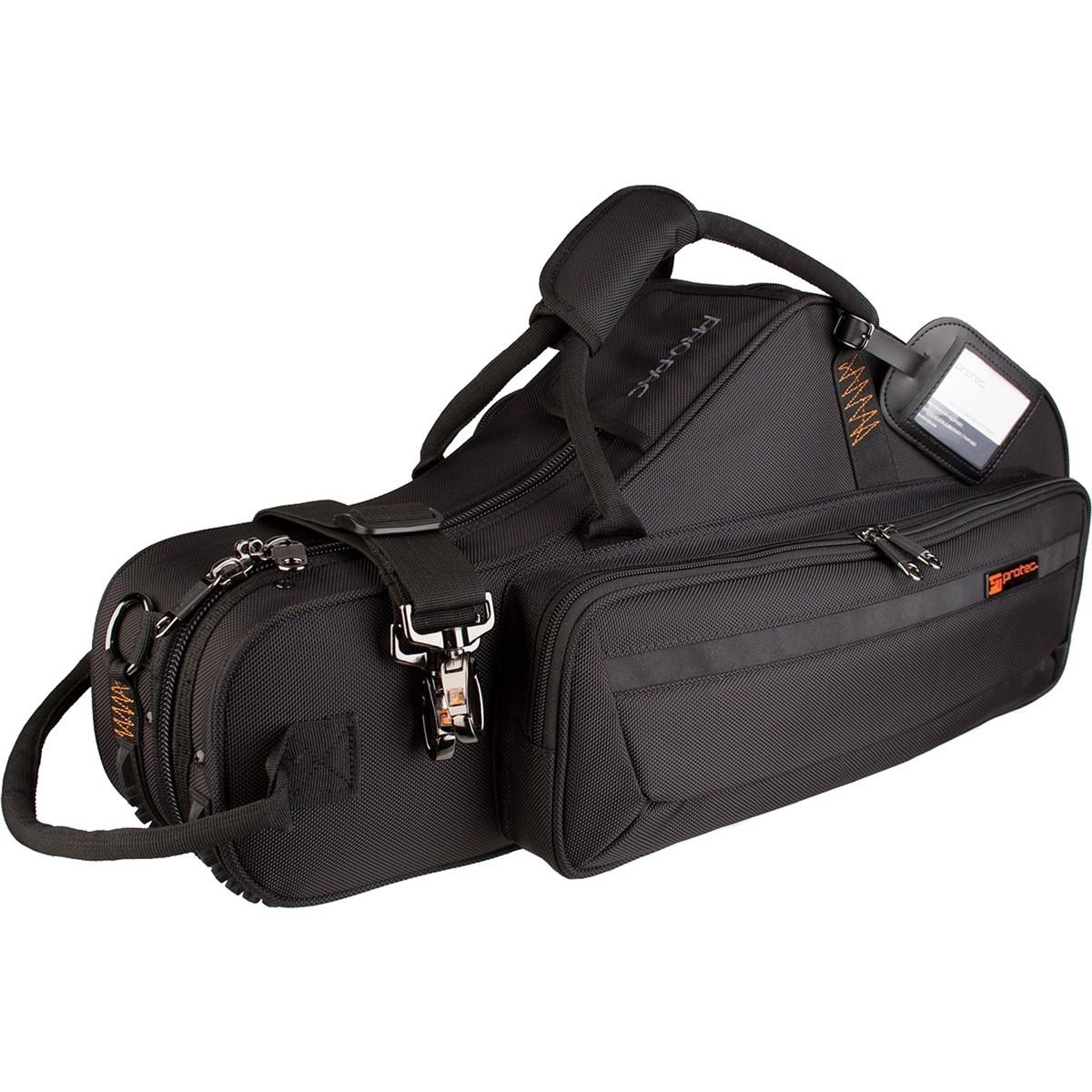 Protec Alto Saxophone PRO PAC Case – Contoured (Black PB304CT)