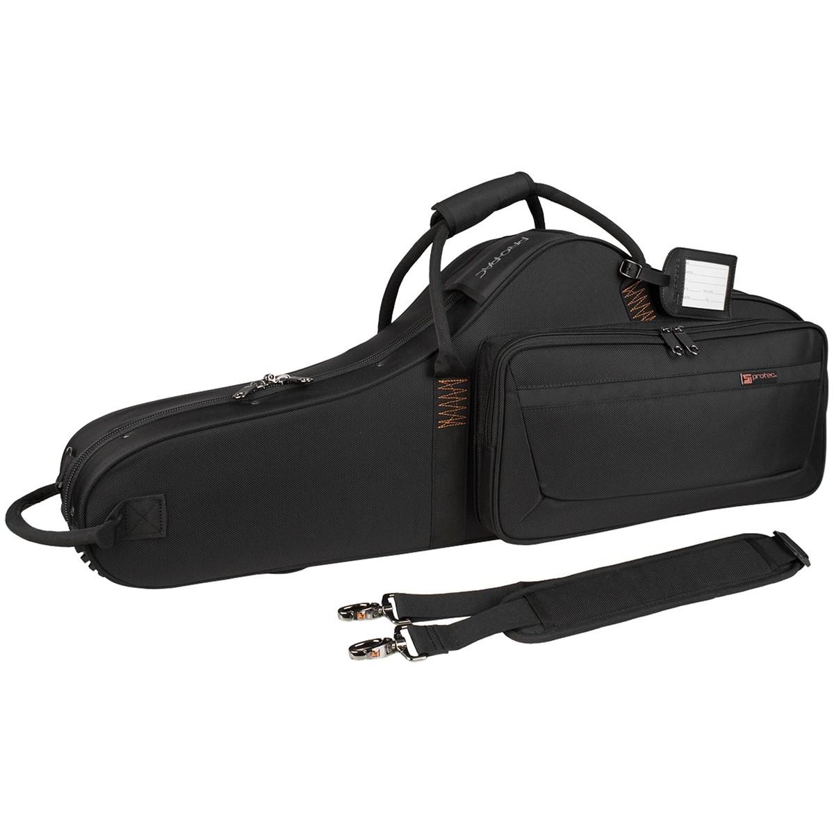 Protec Tenor Saxophone PRO PAC Case – Contoured (Black PB305CT)