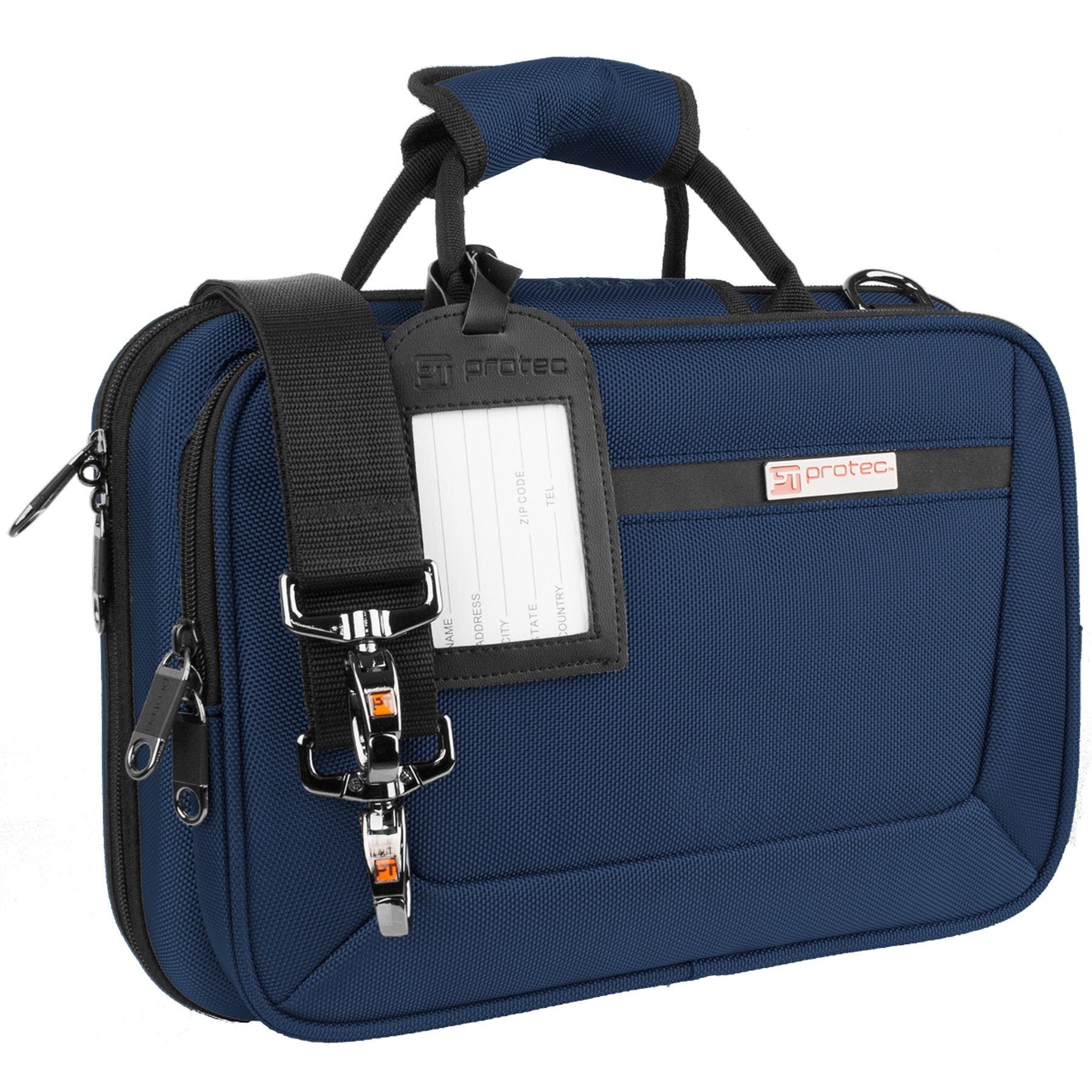 Protec Bb Clarinet PRO PAC Case – Slimline (Blue PB307BX)