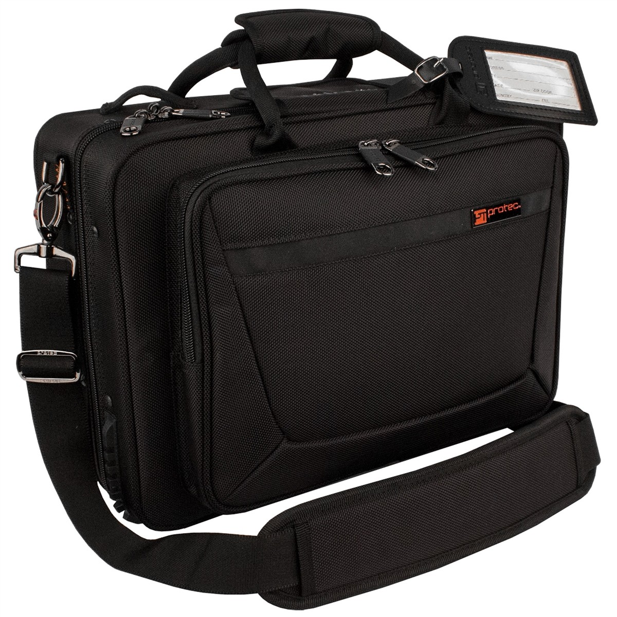 Protec Bb Clarinet PRO PAC Case - Carry All with Built In Sheet Music Compartment (PB307CA)