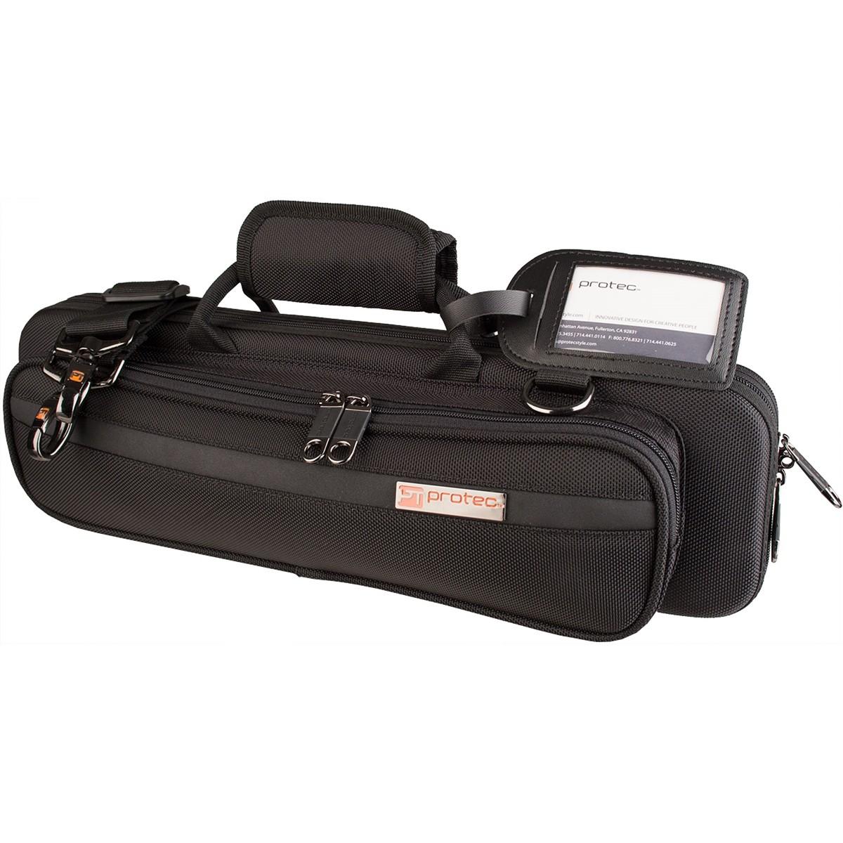 Protec Flute PRO PAC Case – Slimline (Black PB308)