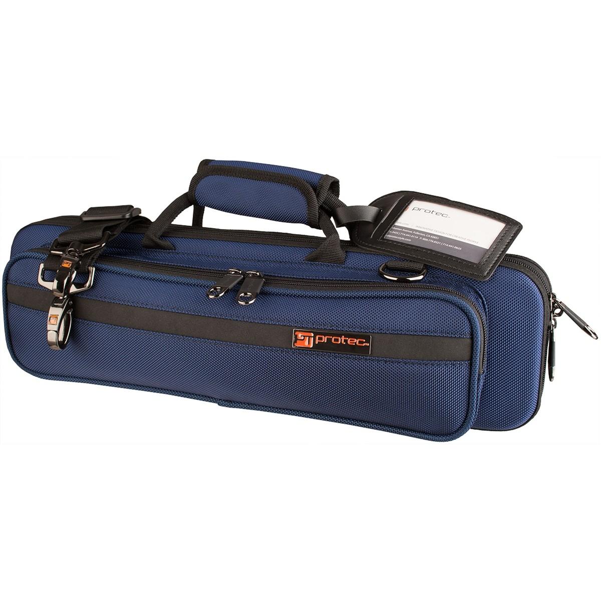 Protec Flute PRO PAC Case – Slimline (Blue PB308BX)