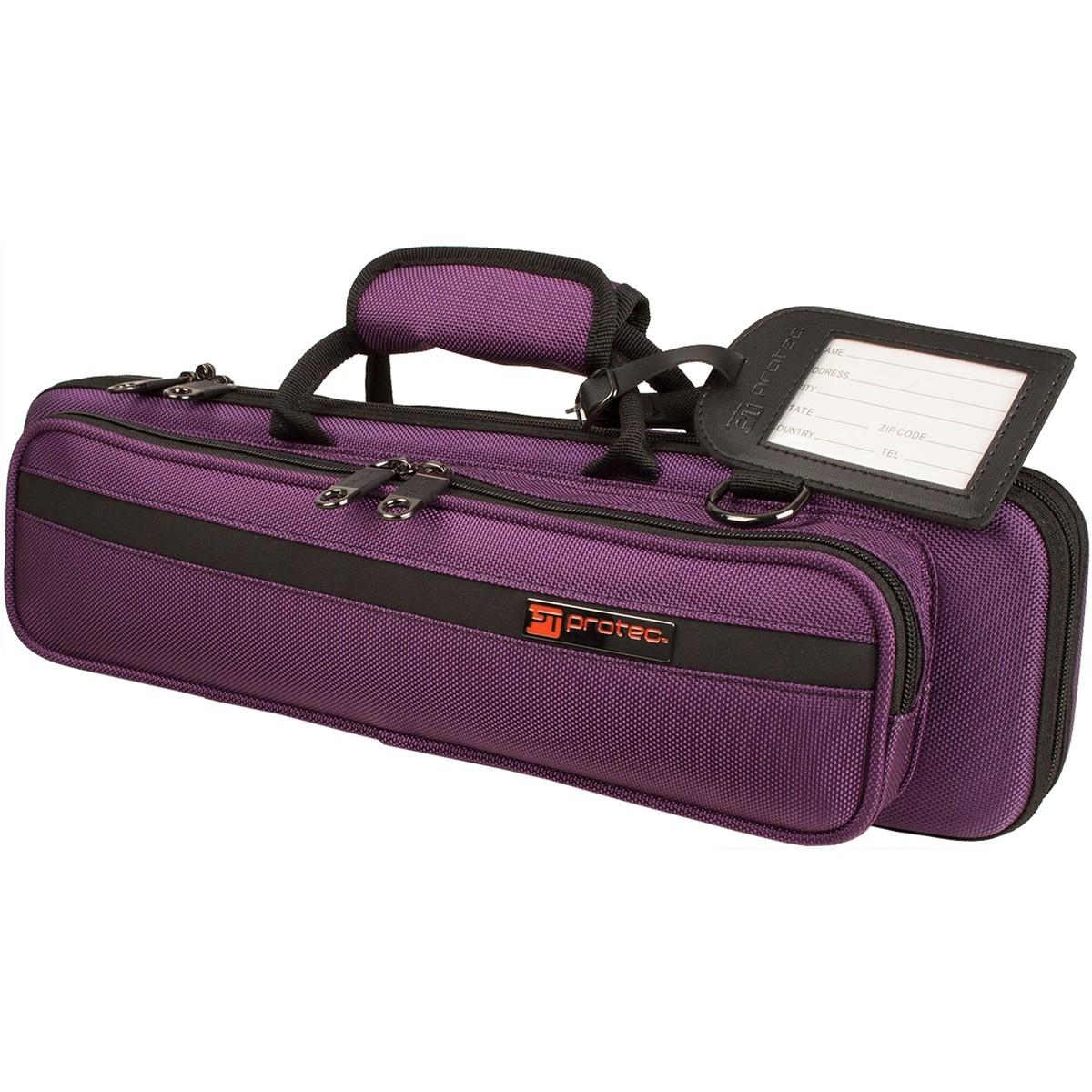 Protec Flute PRO PAC Case – Slimline (Purple PB308PR)