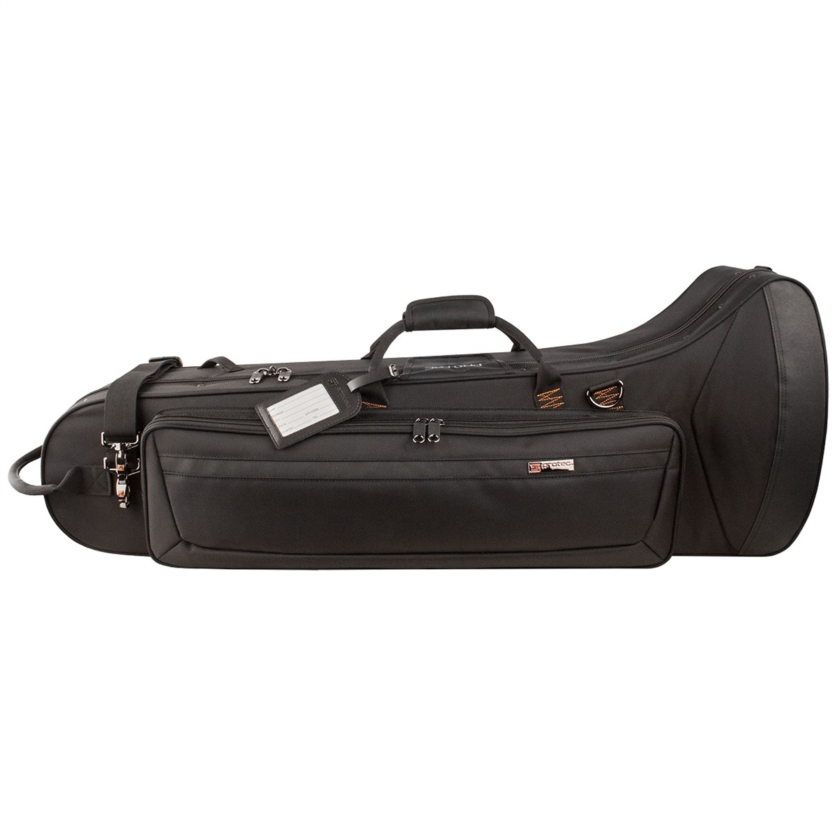 Protec Bass Trombone PRO PAC Case - Contoured (PB309CT)
