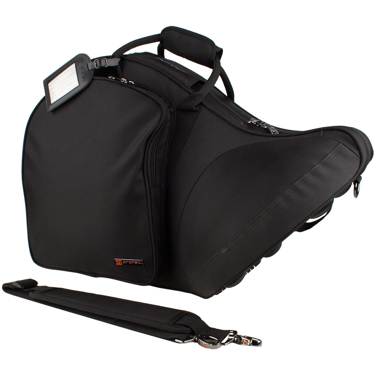 Protec French Horn Fixed Bell PRO PAC Case - Contoured (PB316CT)