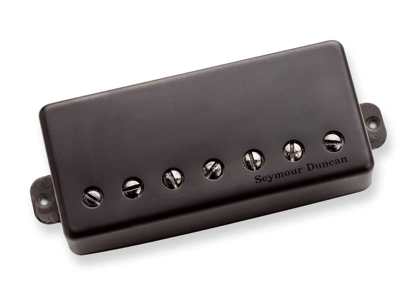 Seymour Duncan Pegasus Humbucker - 7 String Bridge Passive Mount Black Metal