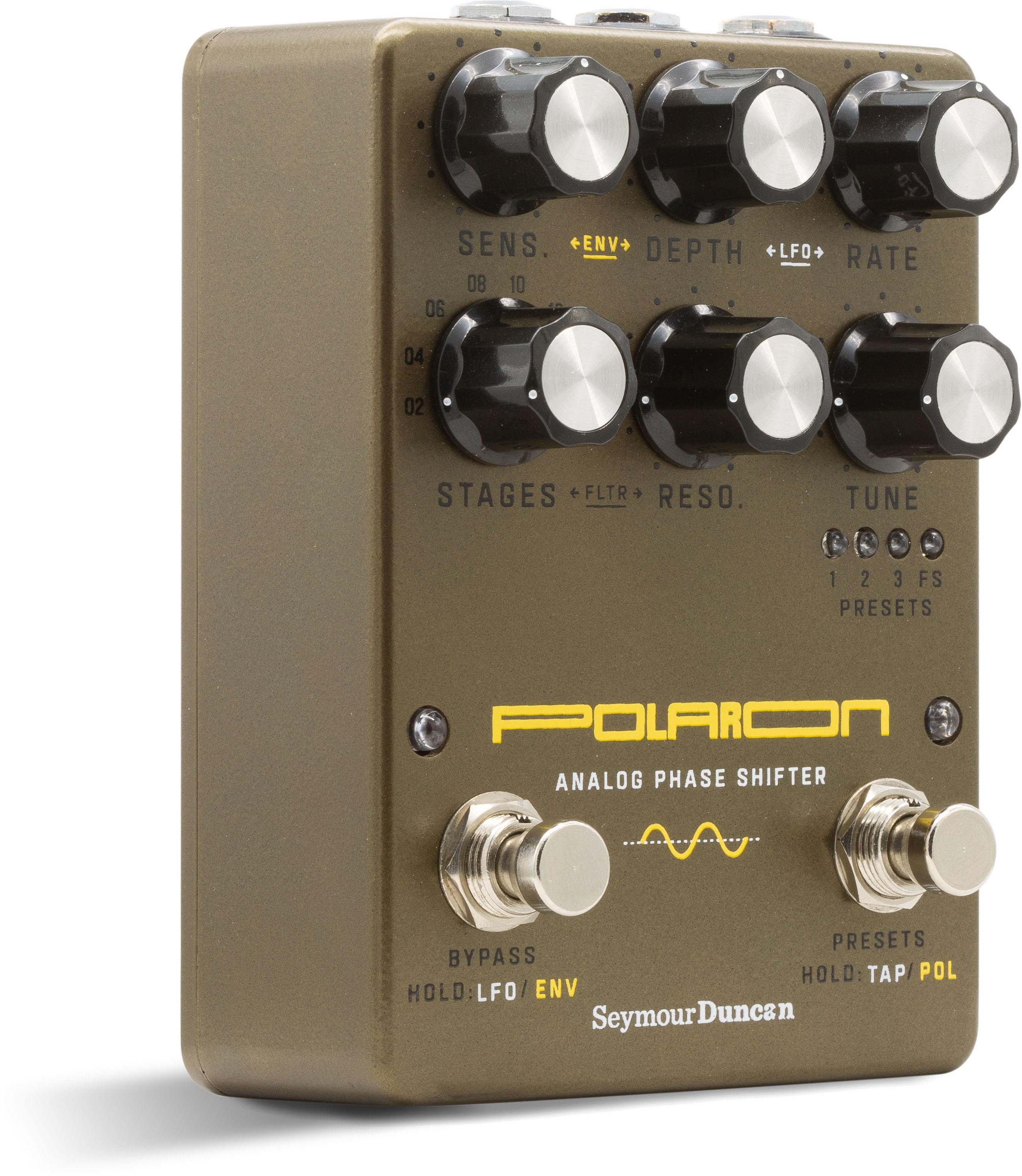 Seymour Duncan Polaron Analogue Phase Shifter Pedal