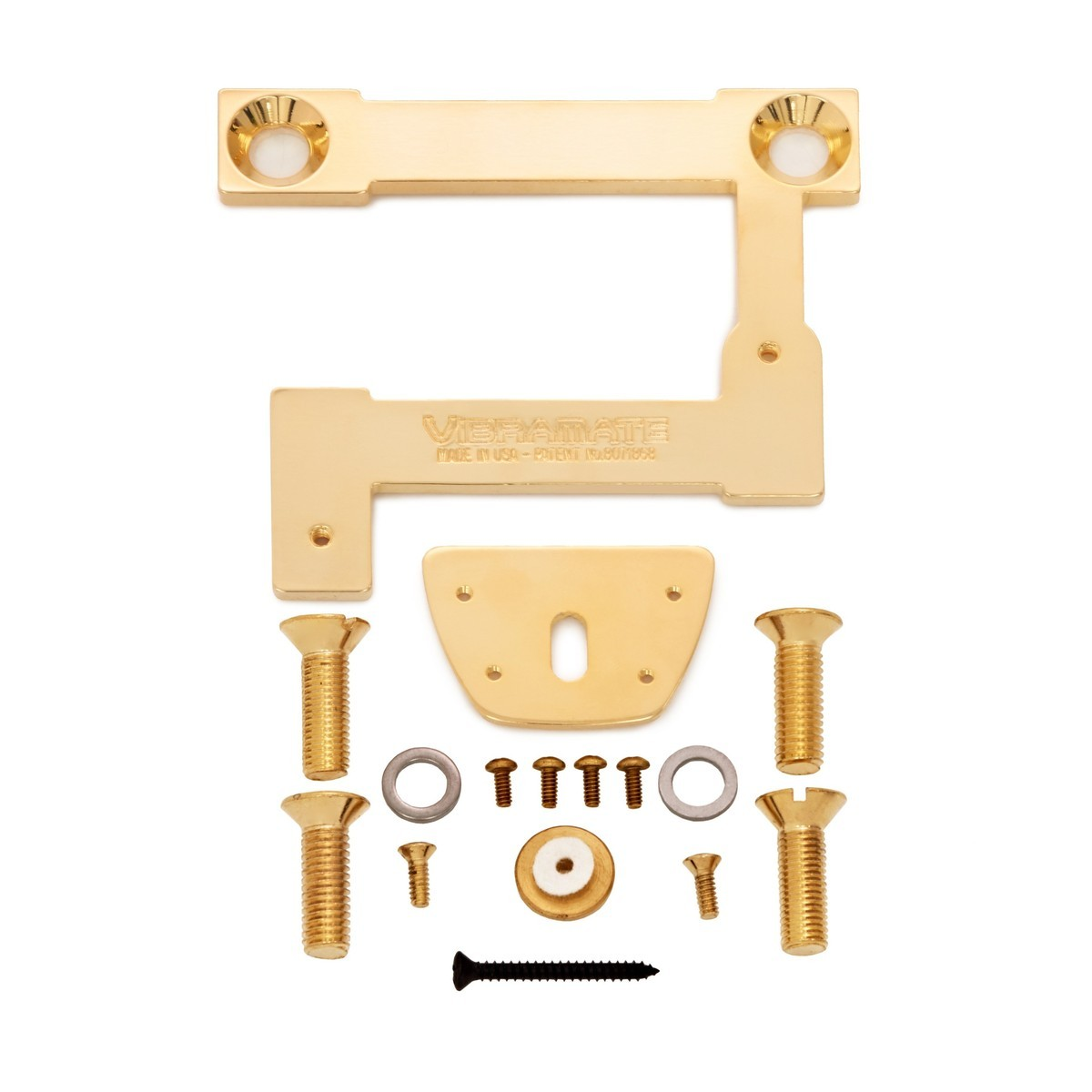 """Vibramate V7-335 Arch Top Mounting Kit - E-Series 8"""" (203mm) - Gold"""