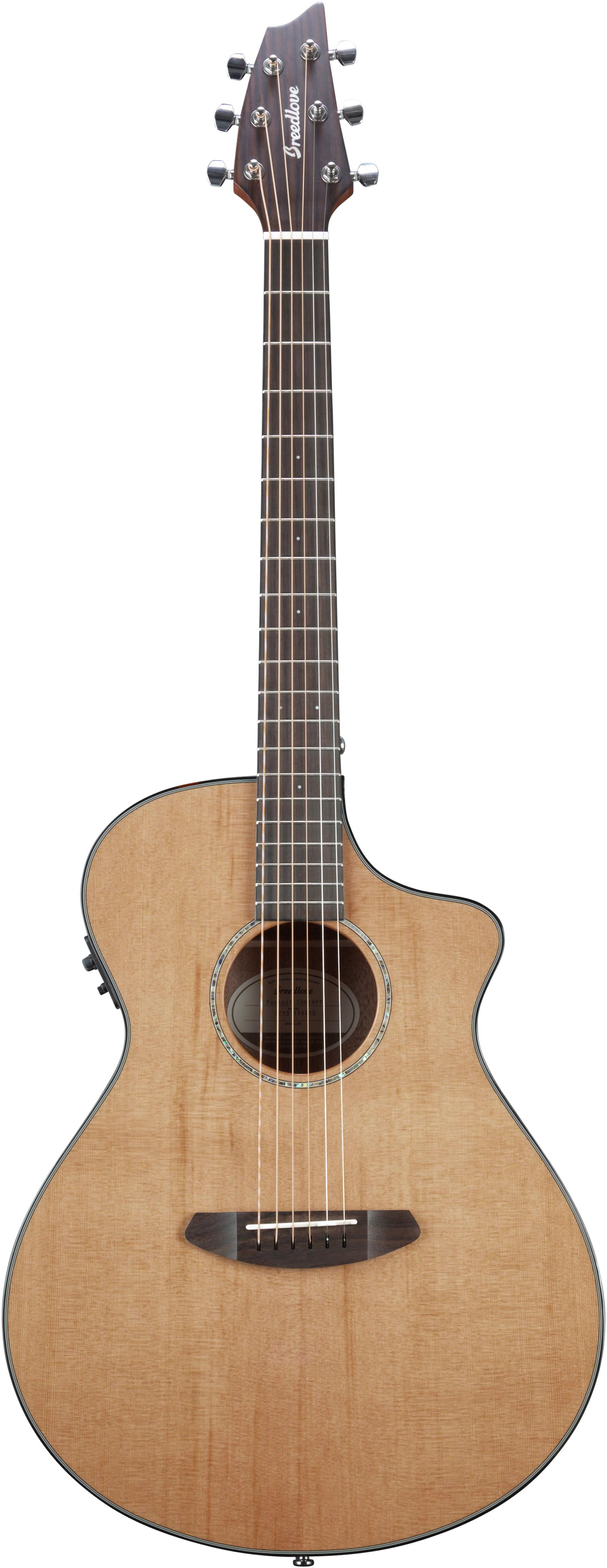 Breedlove Pursuit Concert CE - Red Cedar/Mahogany