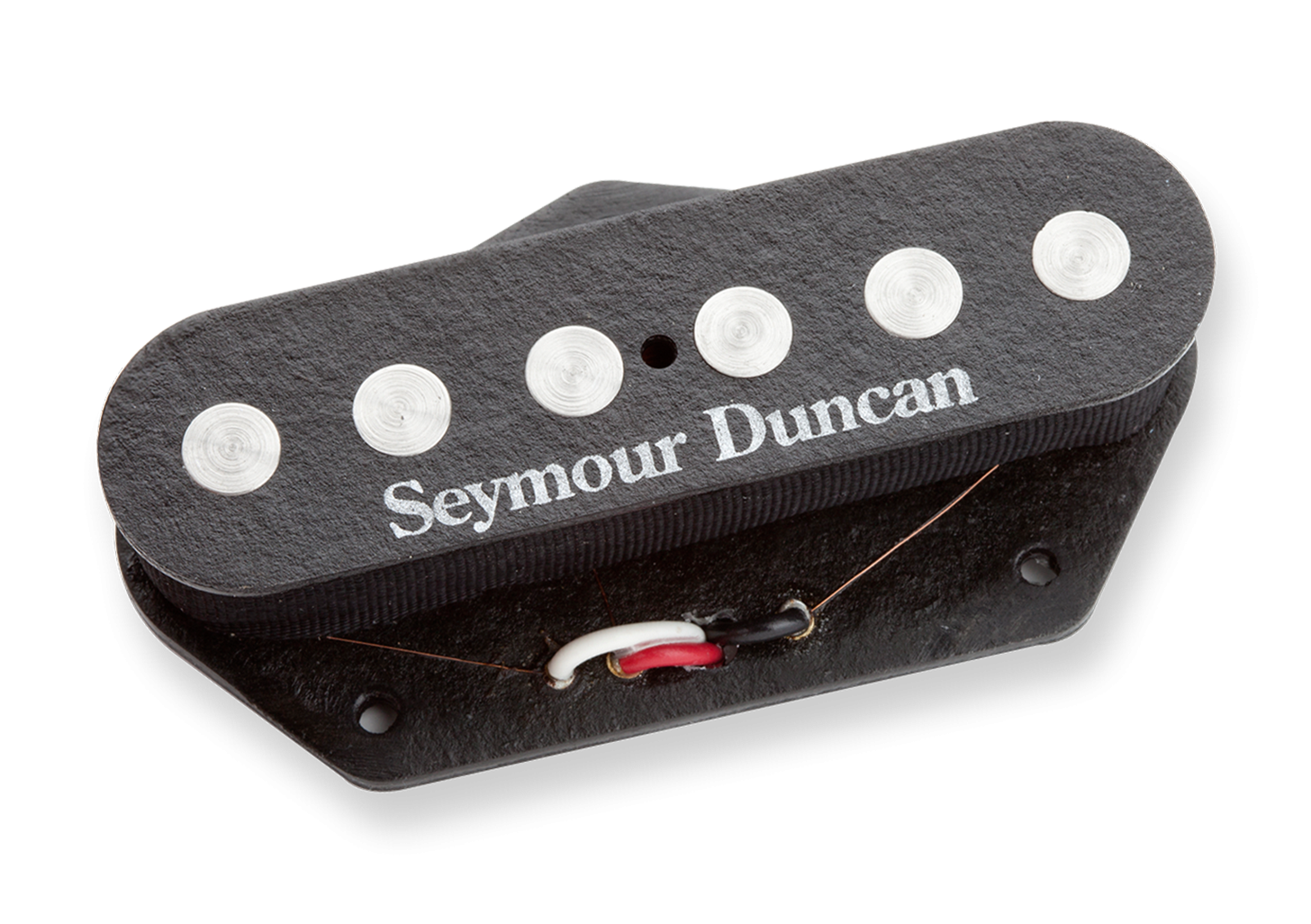 Seymour Duncan Quarter Pound Tele - STL-3T Tapped Bridge