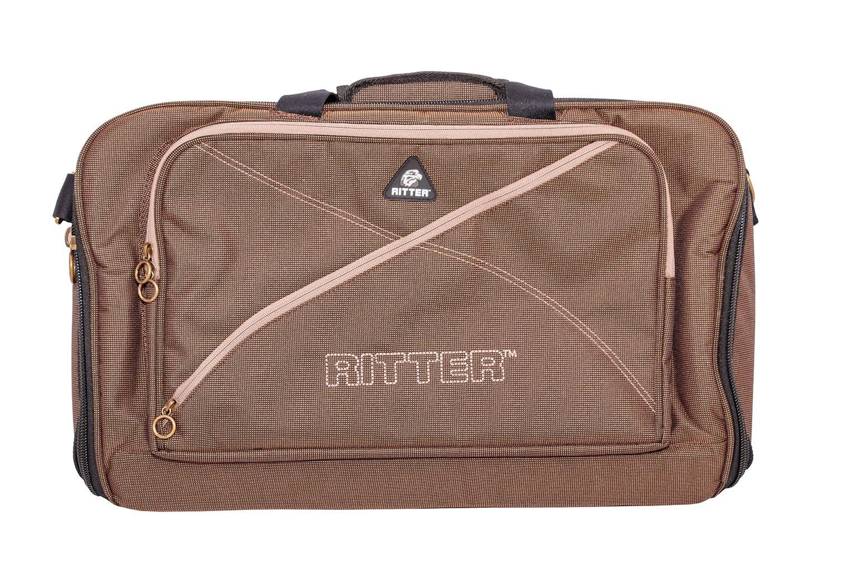 Ritter RAS7-PD/BDT Guitar Pedal Bag - Bison/Desert