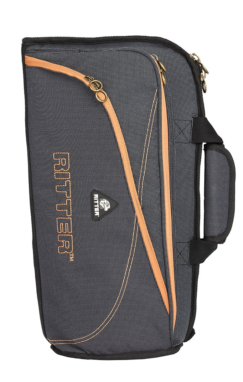 Ritter RBS7-CO/MGB Cornet Bag - Misty Grey/Brown