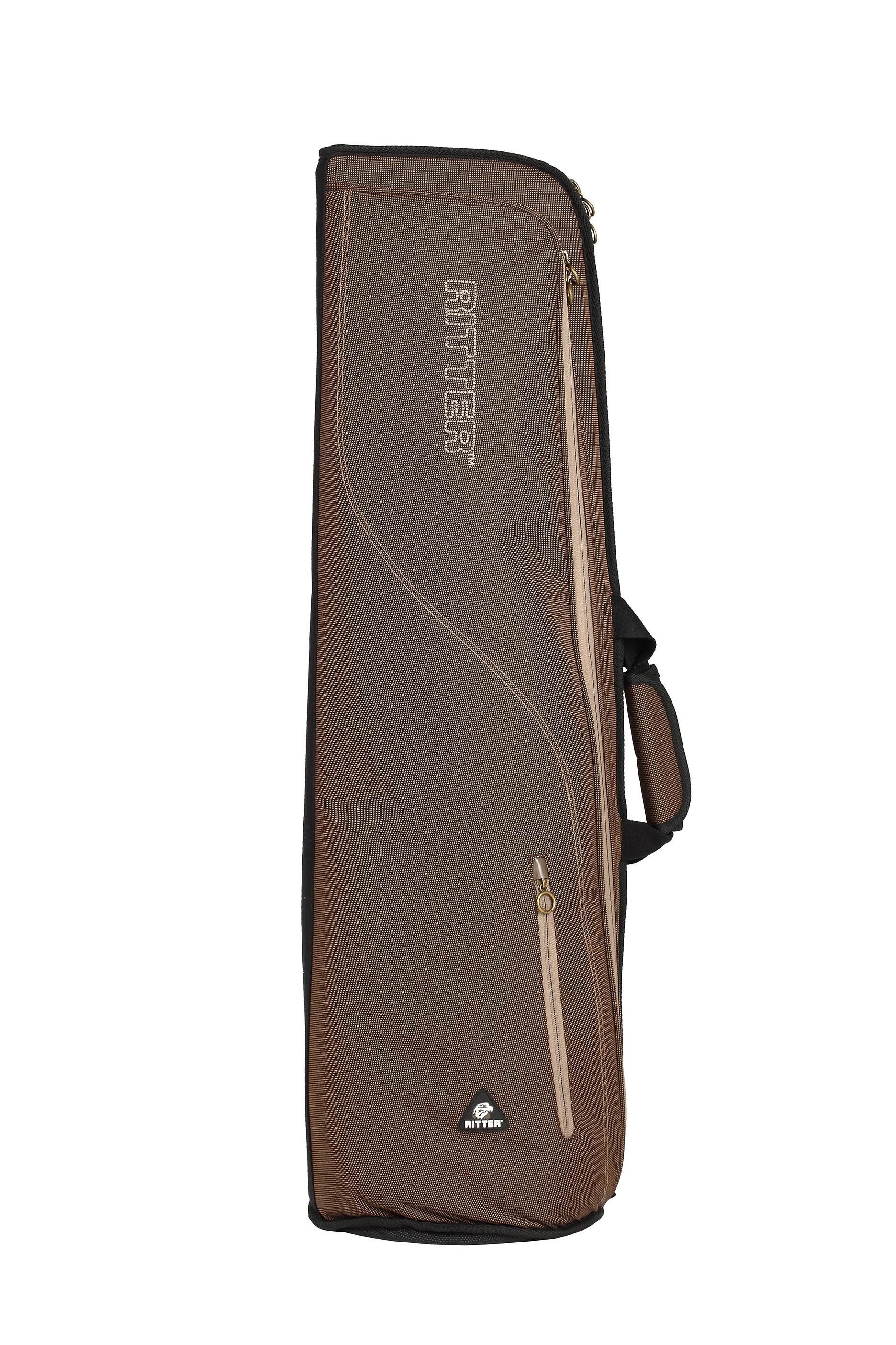 Ritter RBS7-TB/BDT Trombone Bag - Bison/Desert